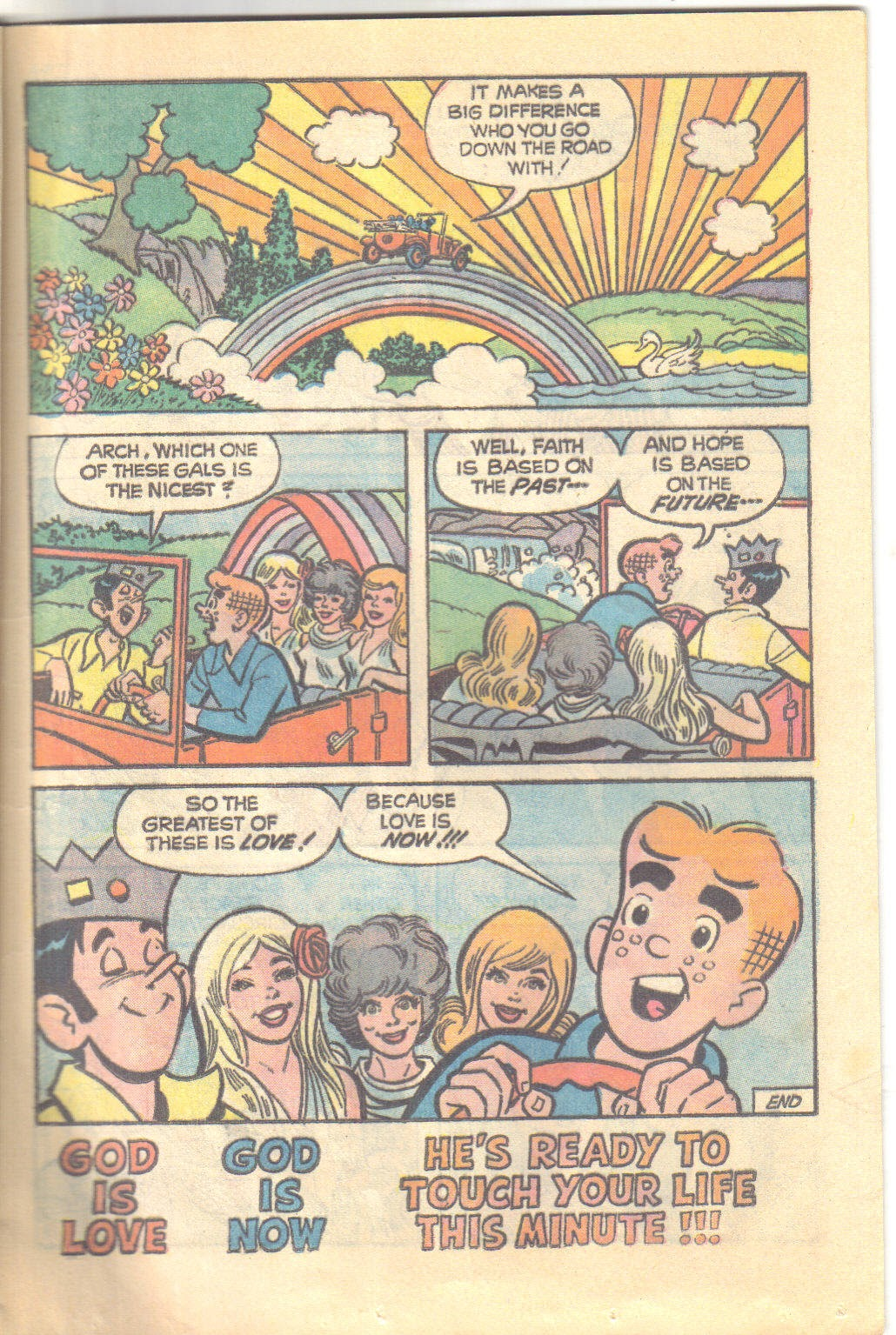 Archie's Love Scene issue Full - Page 13