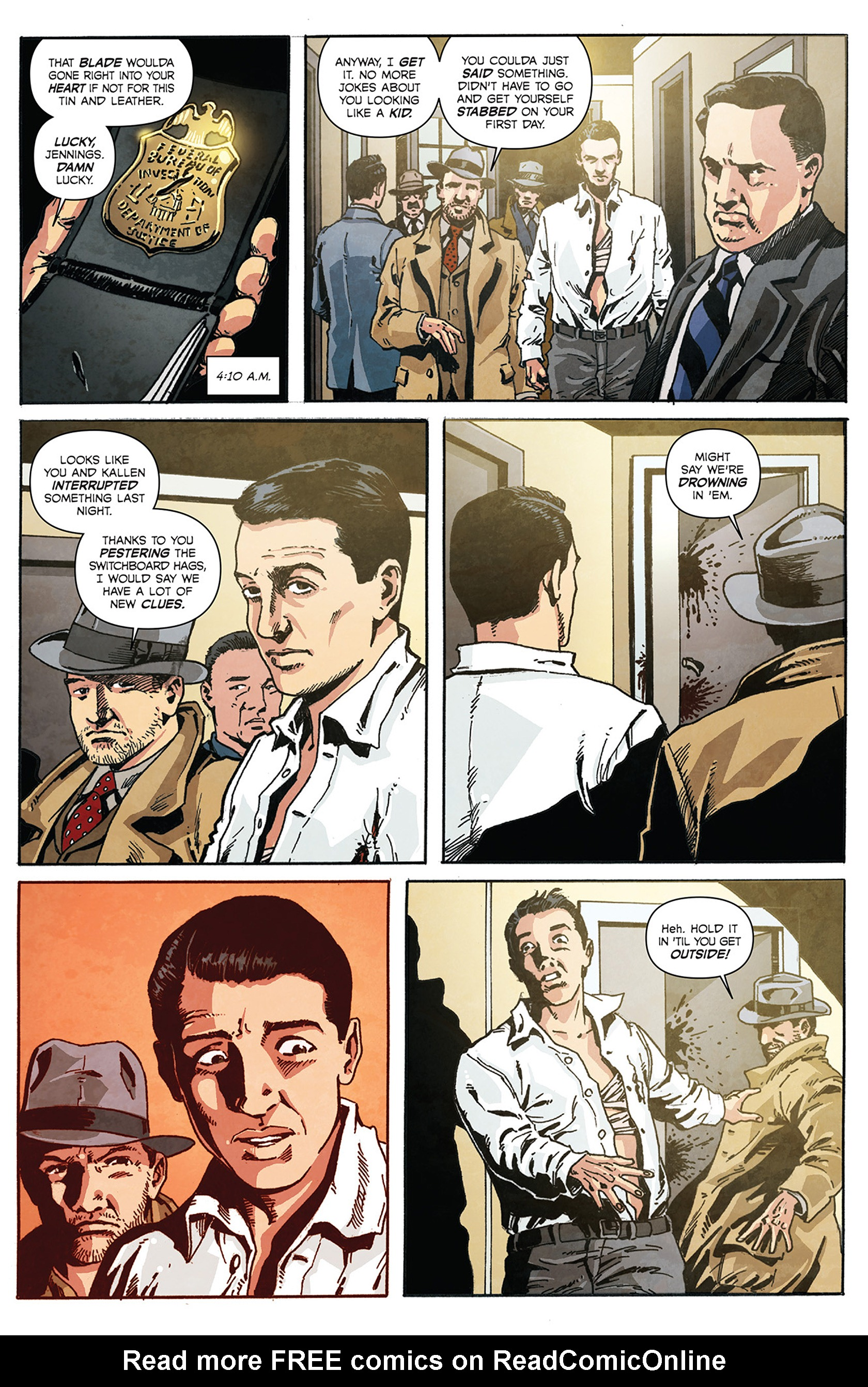 Read online Seduction of the Innocent (2015) comic -  Issue #1 - 21