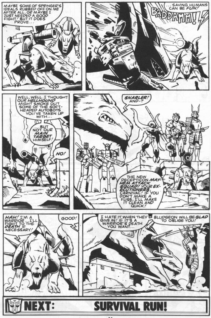 The Transformers (UK) 237 Page 11