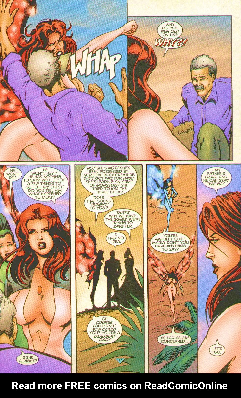 Read online Trinity Angels comic -  Issue #10 - 15