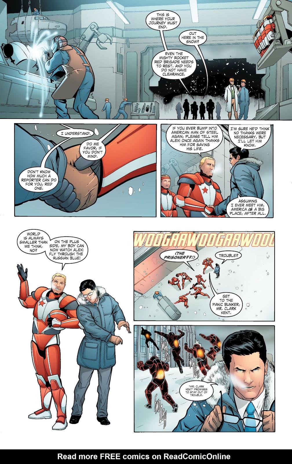 Read online Smallville Season 11 [II] comic -  Issue # TPB 6 - 99