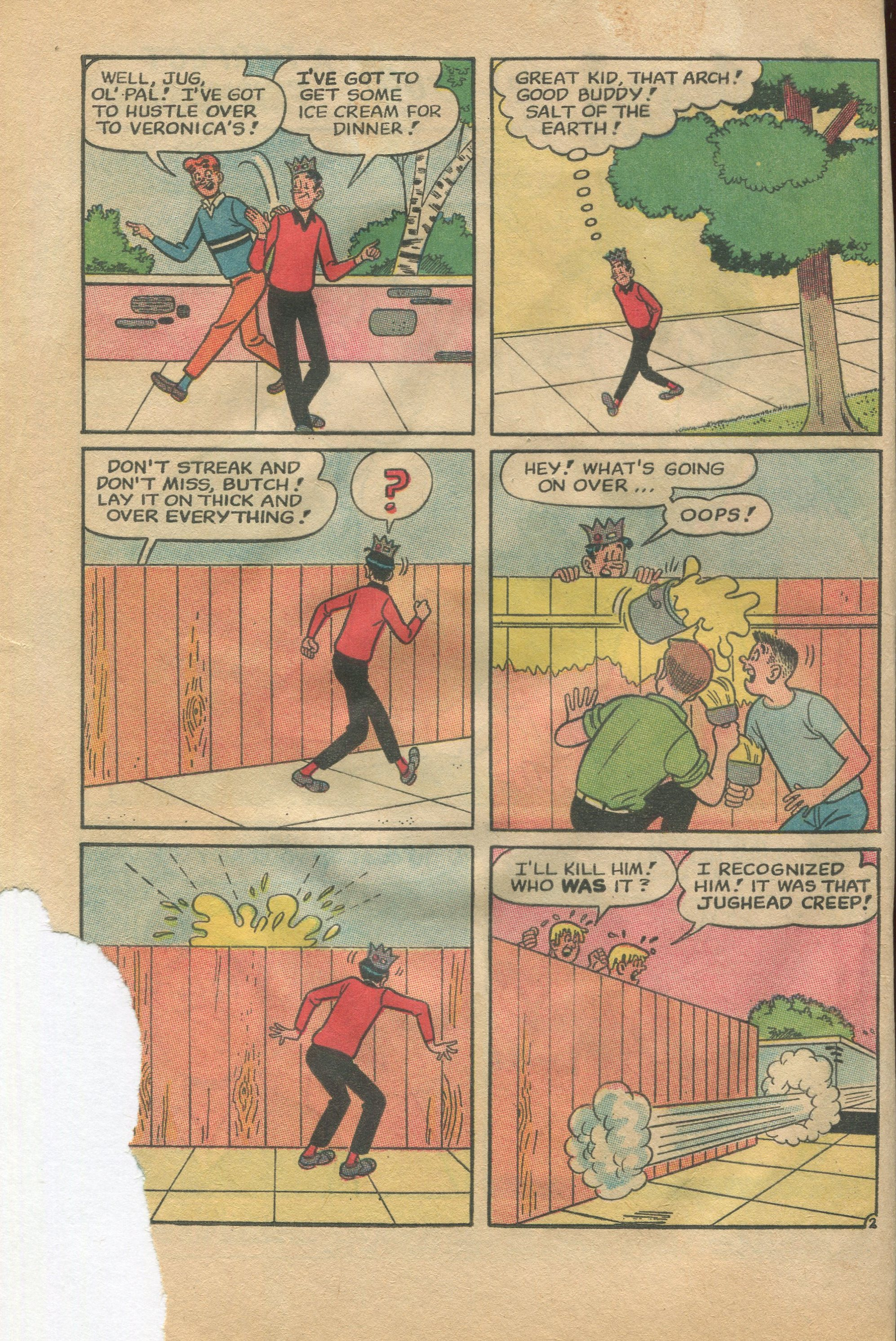 Read online Archie's Pal Jughead Comics comic -  Issue #113 - 4