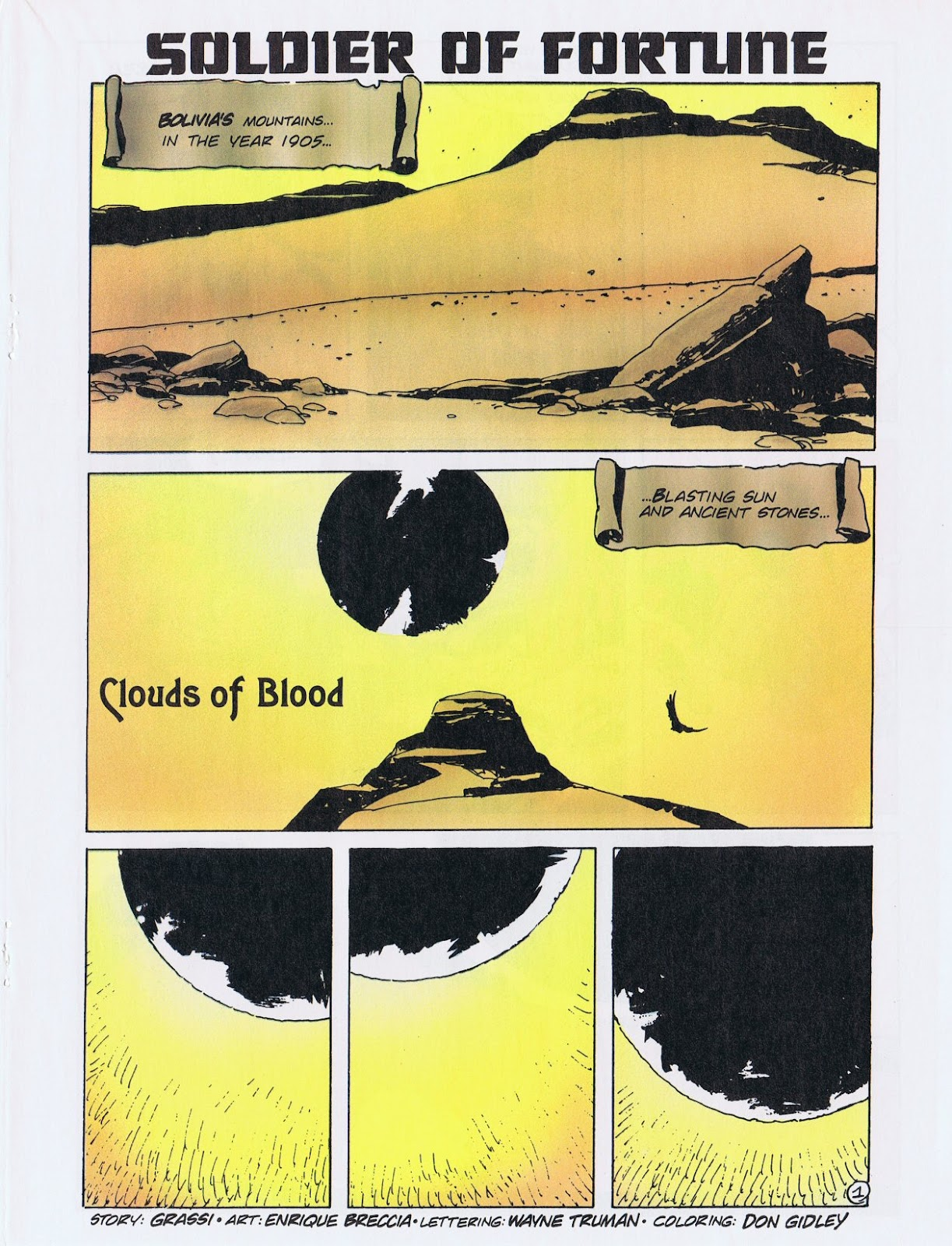 Read online Merchants of Death comic -  Issue #2 - 21