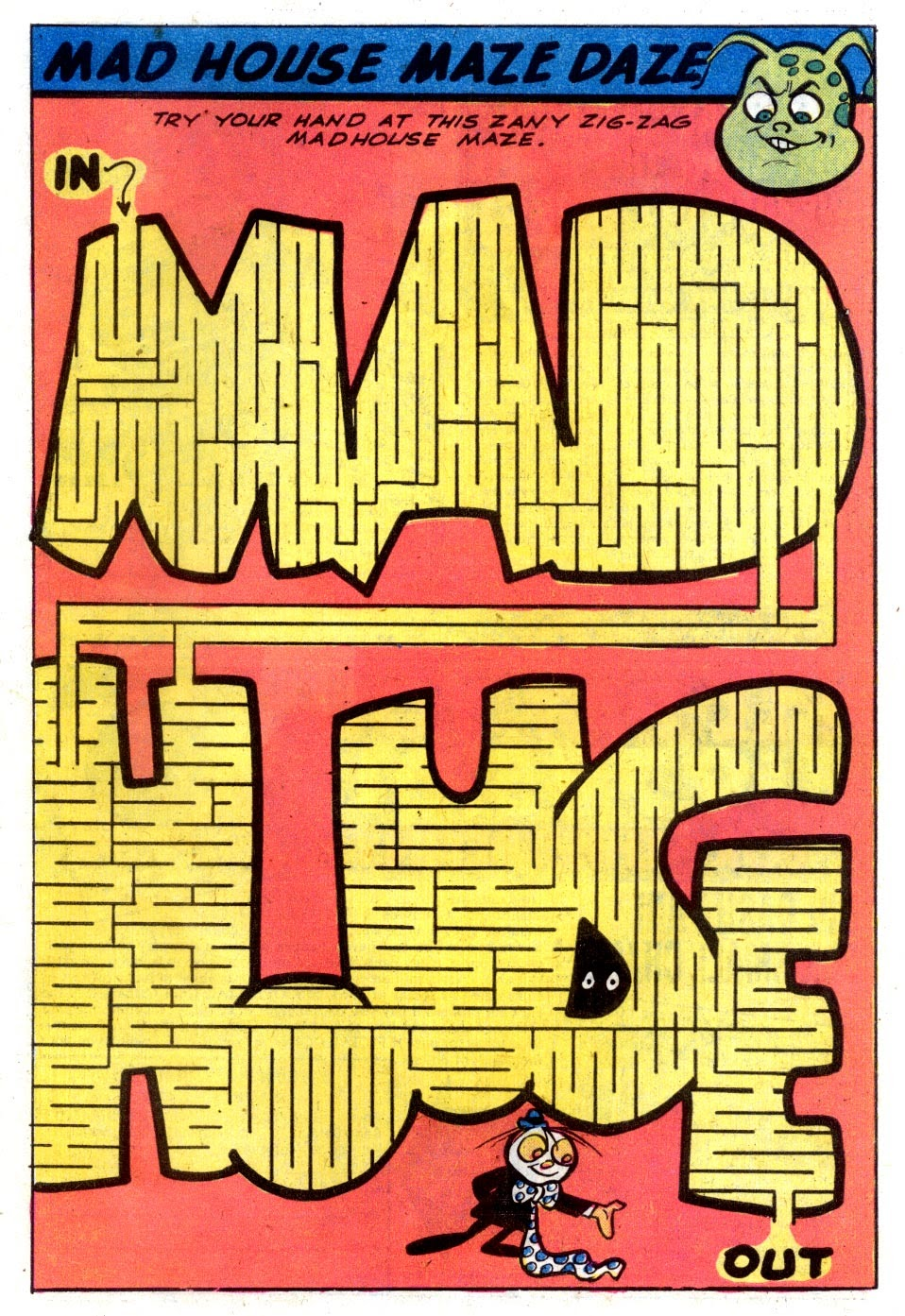 Read online Madhouse Comics comic -  Issue #110 - 27