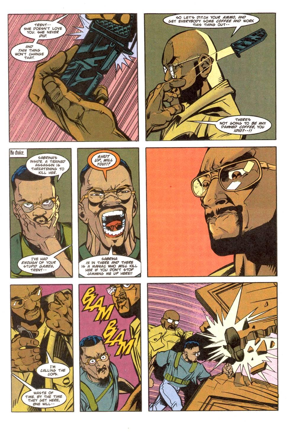 Read online Xero comic -  Issue #11 - 21