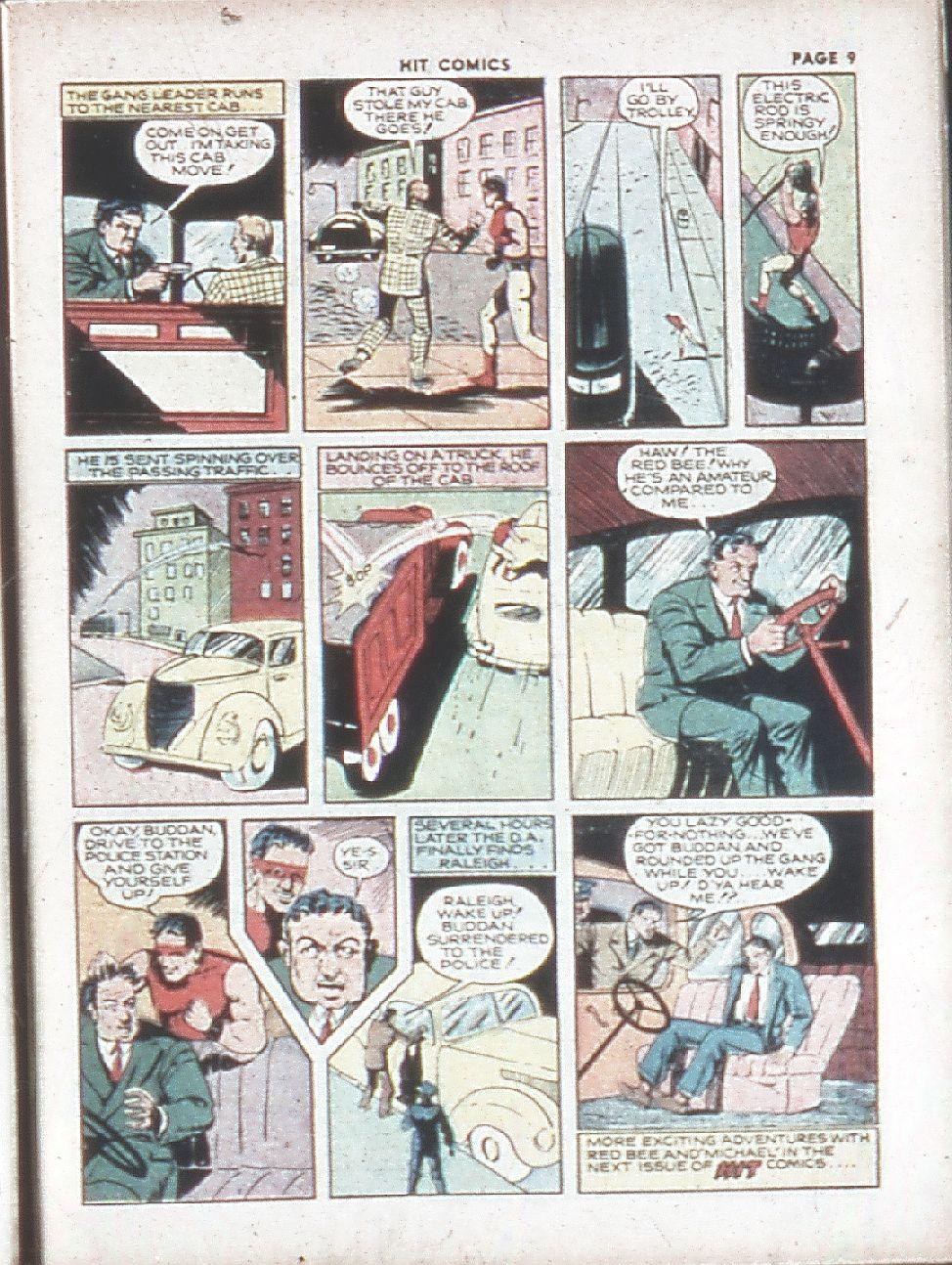 Read online Hit Comics comic -  Issue #7 - 11