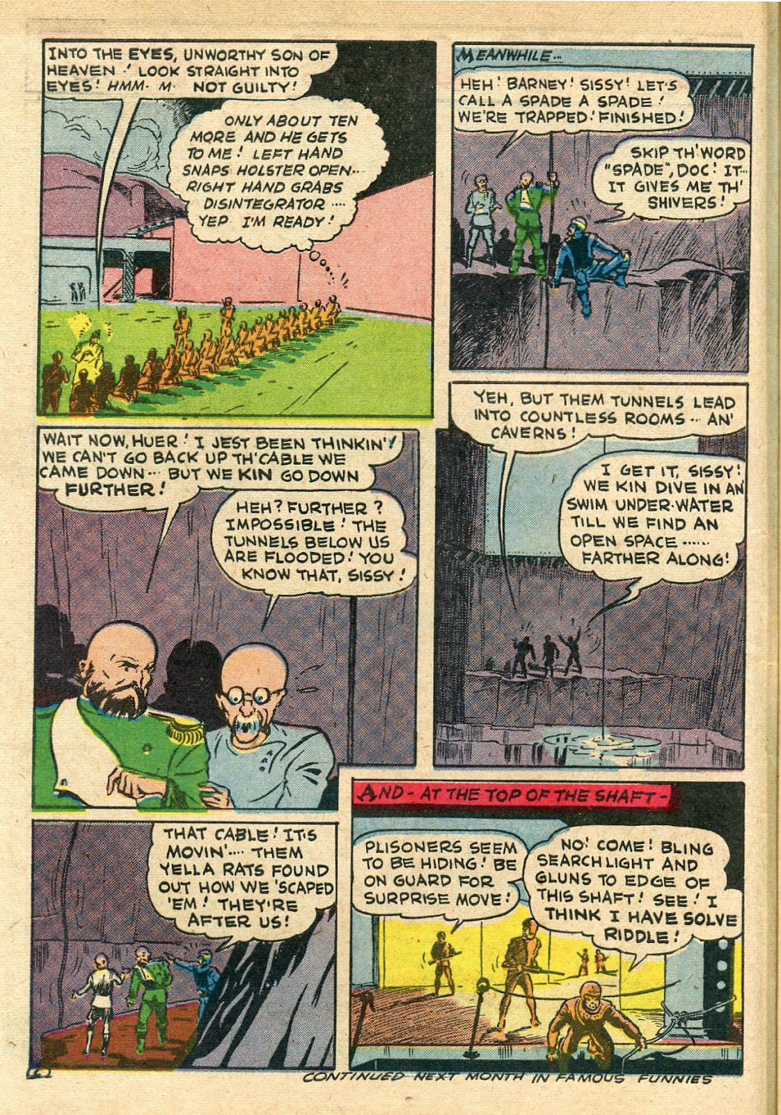 Read online Famous Funnies comic -  Issue #112 - 8