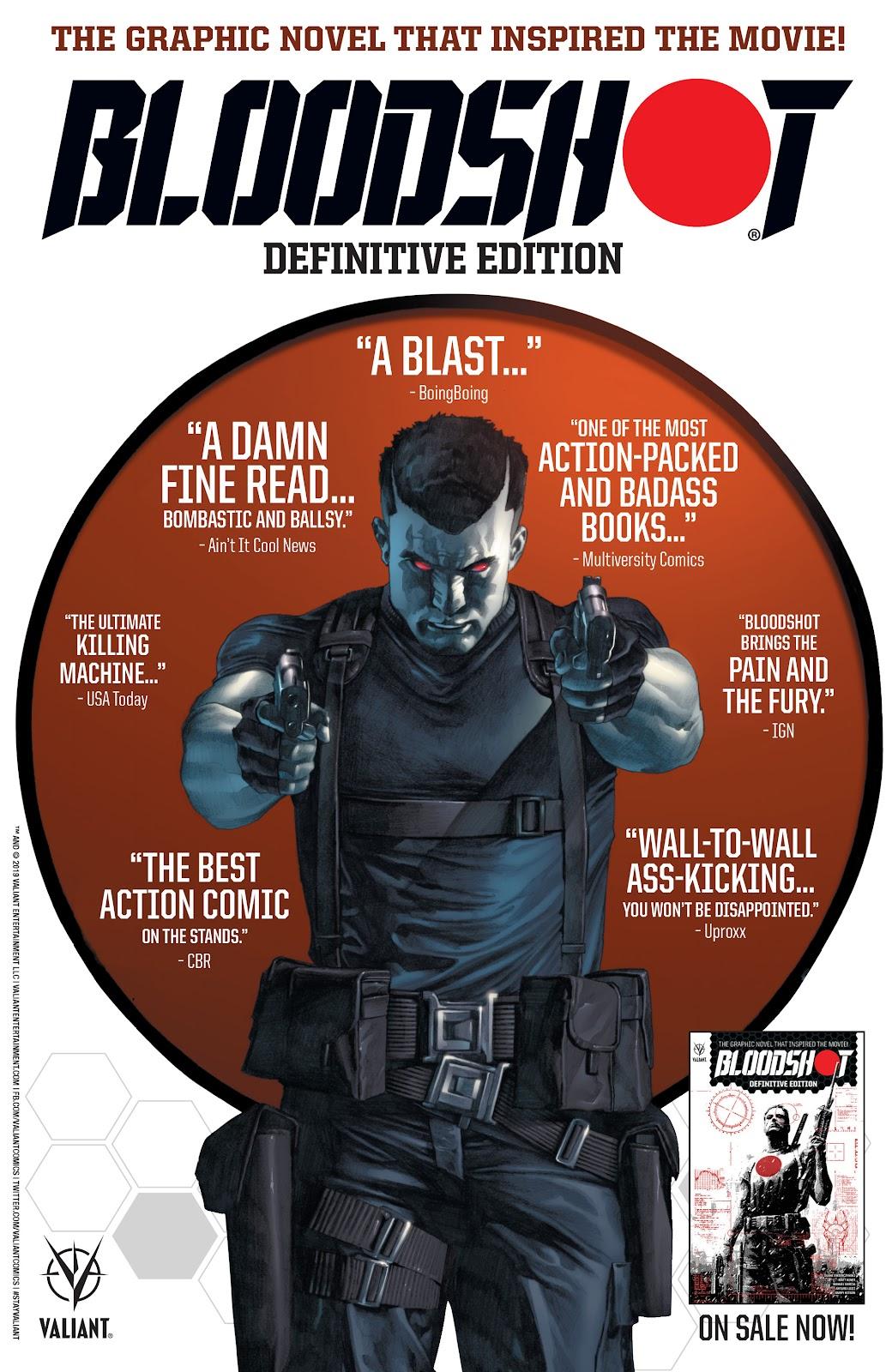 Read online Bloodshot (2019) comic -  Issue #4 - 29