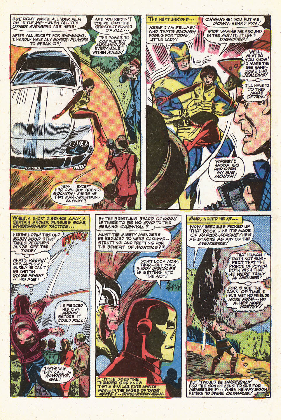The Avengers (1963) 45 Page 6