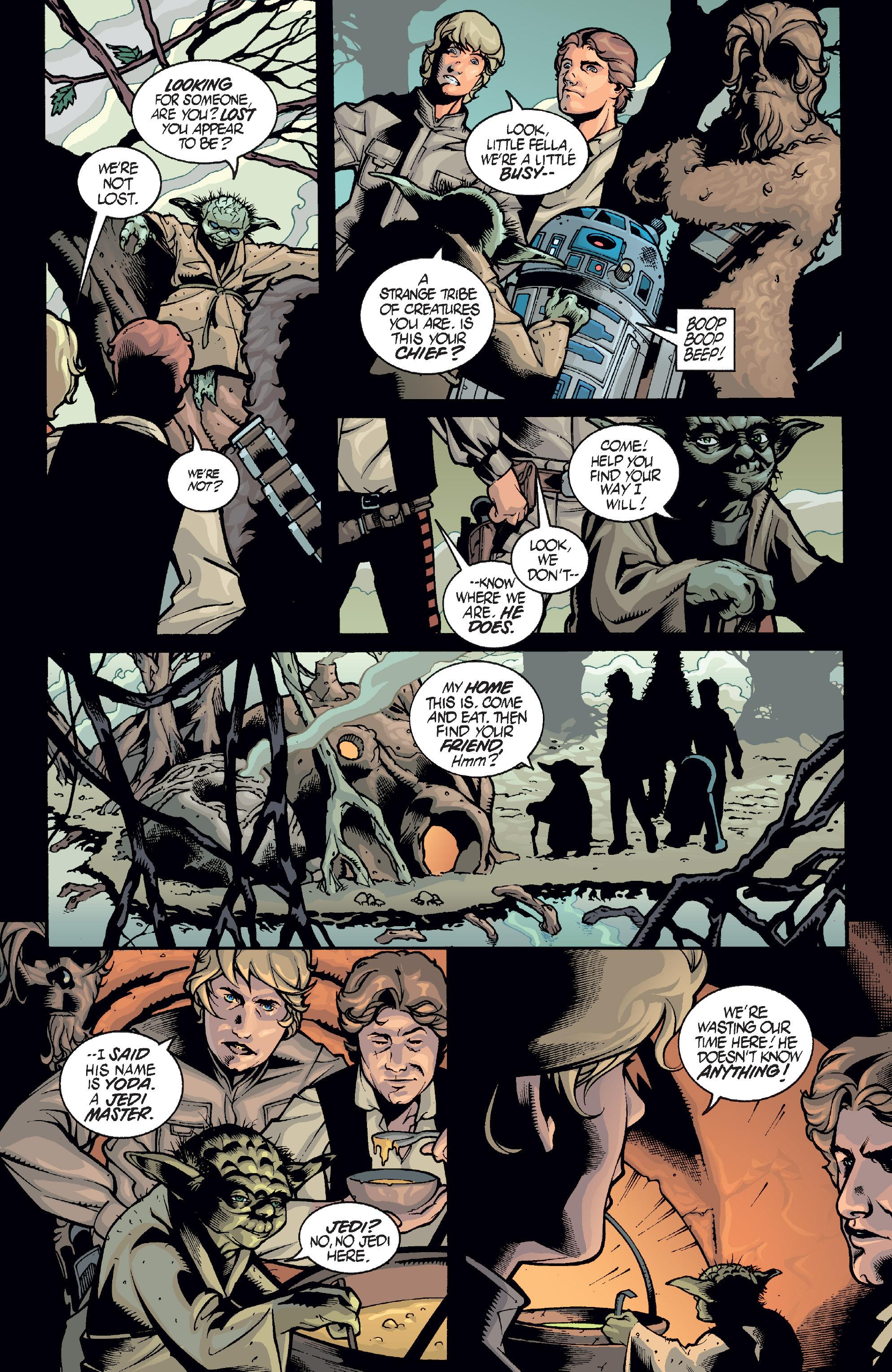 Read online Star Wars Omnibus comic -  Issue # Vol. 27 - 37