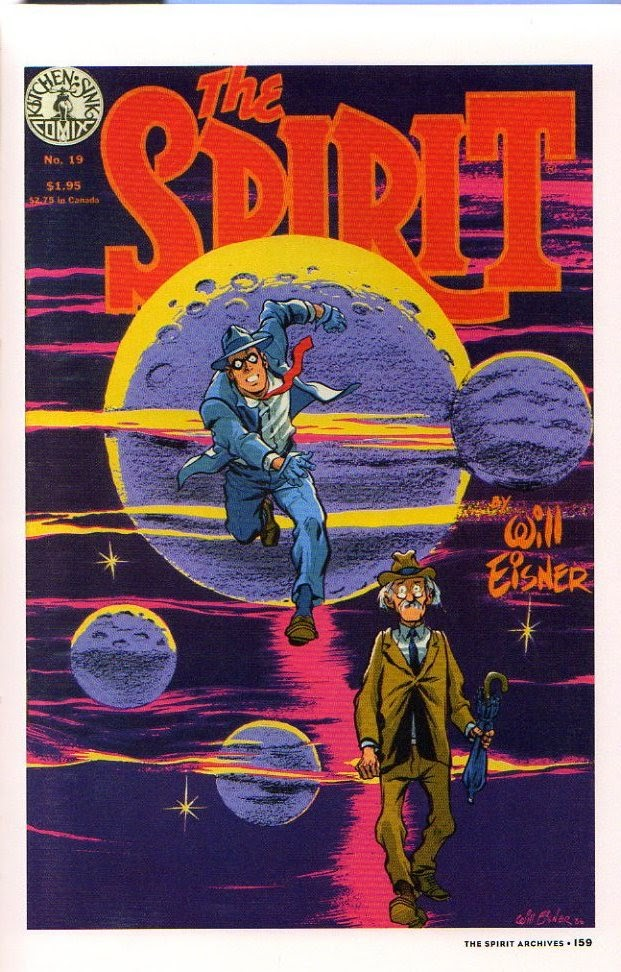 Read online Will Eisner's The Spirit Archives comic -  Issue # TPB 26 (Part 2) - 66