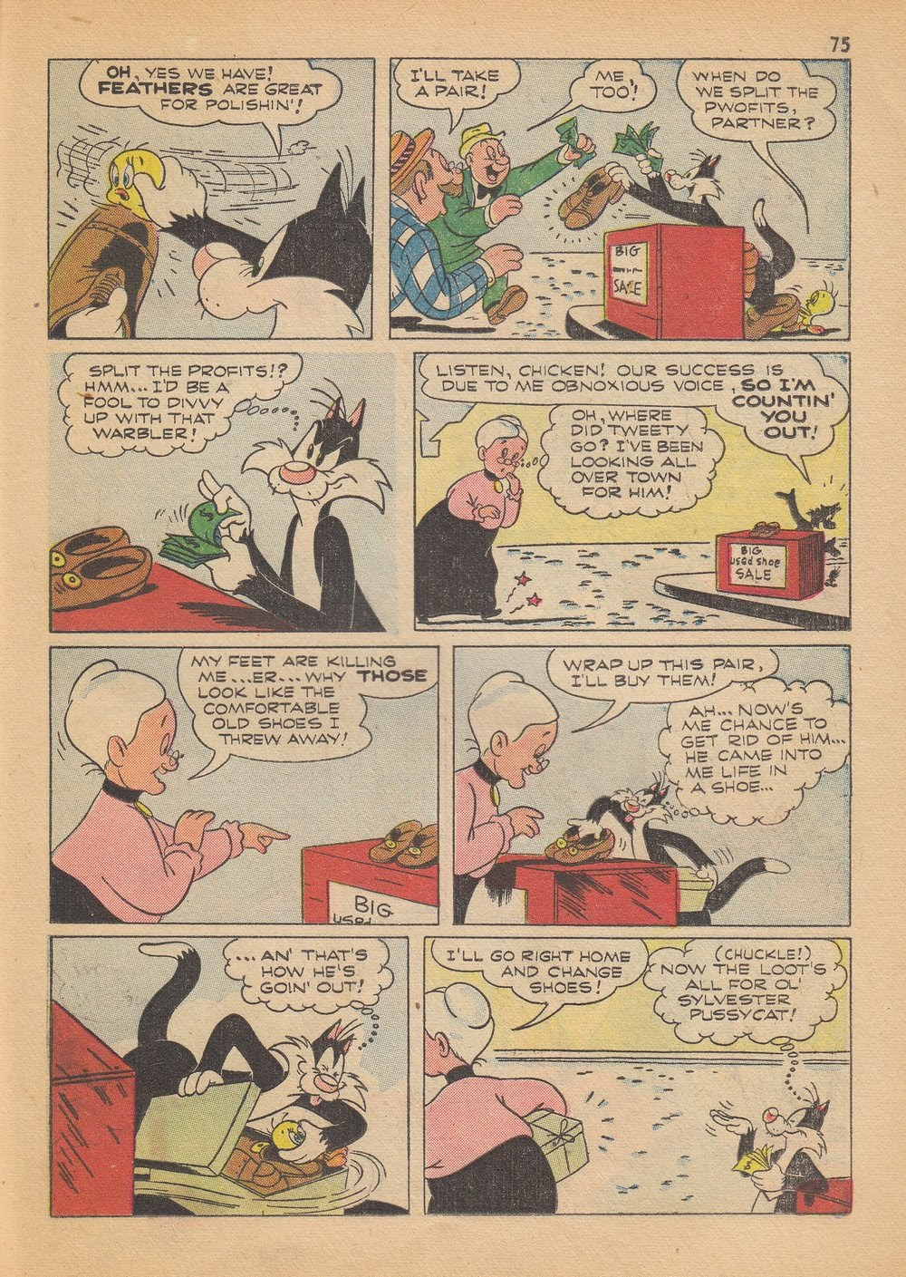 Bugs Bunny's Christmas Funnies issue TPB 4 - Page 77