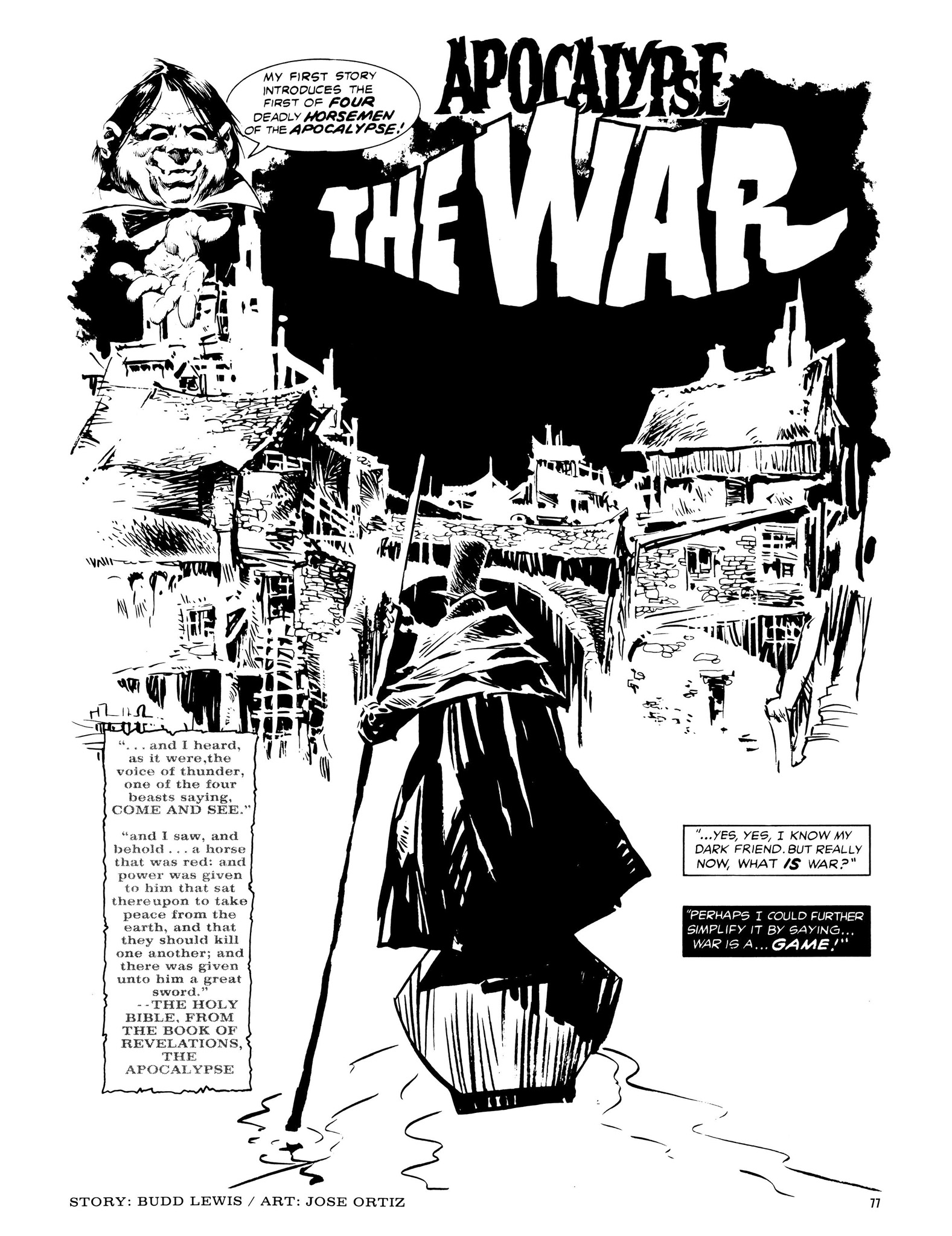 Read online Eerie Archives comic -  Issue # TPB 13 - 78