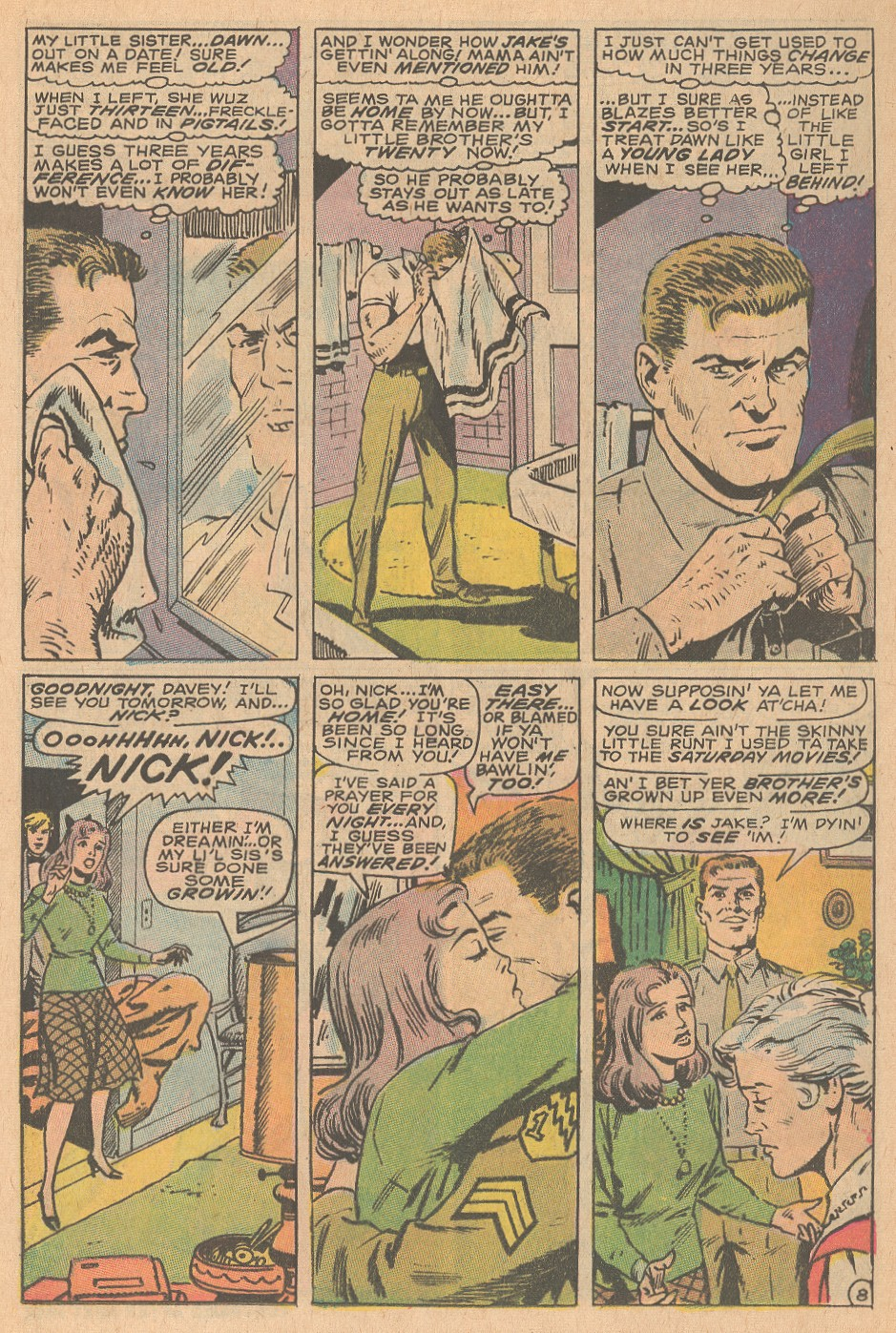Read online Sgt. Fury comic -  Issue #68 - 13