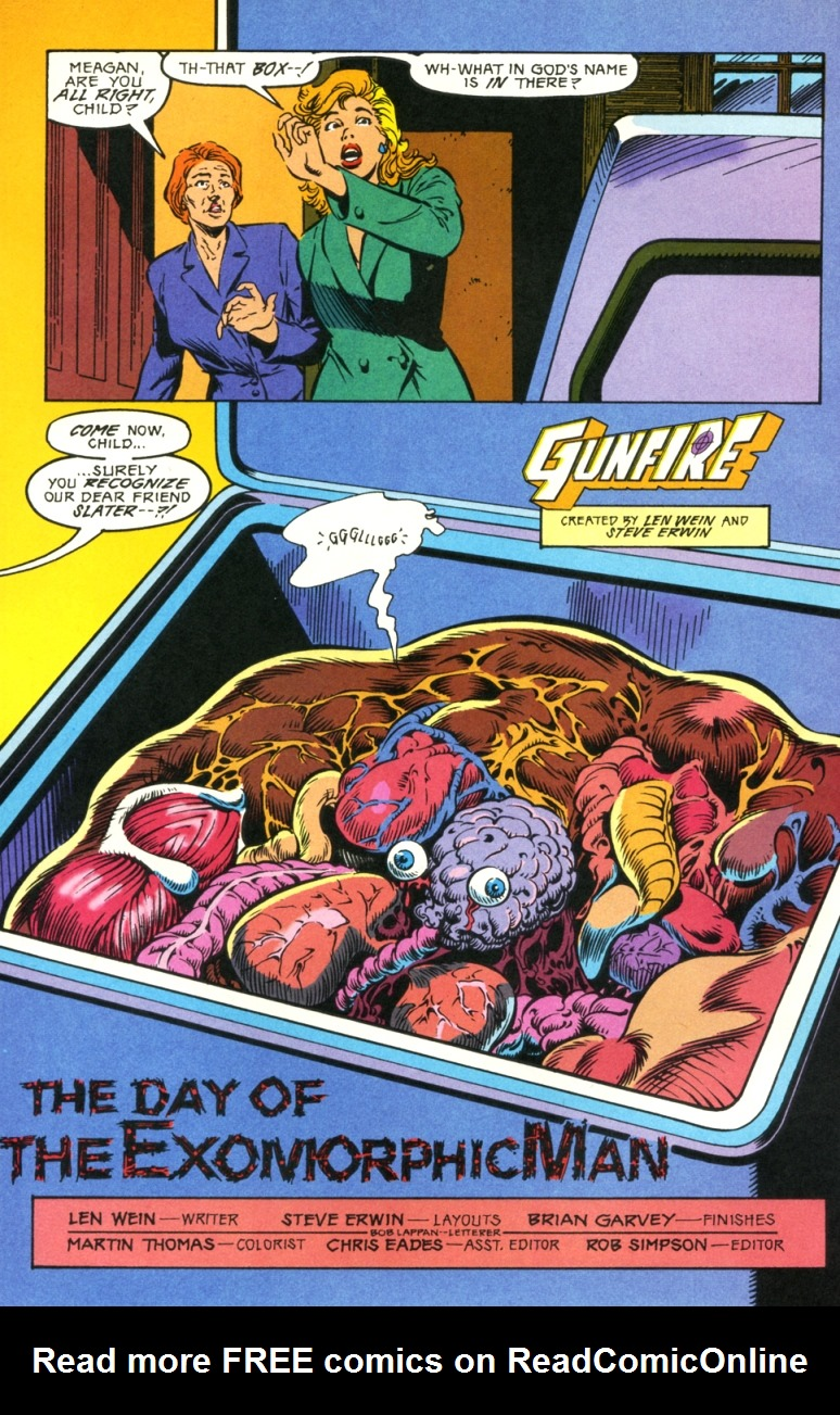 Read online Gunfire comic -  Issue #5 - 4