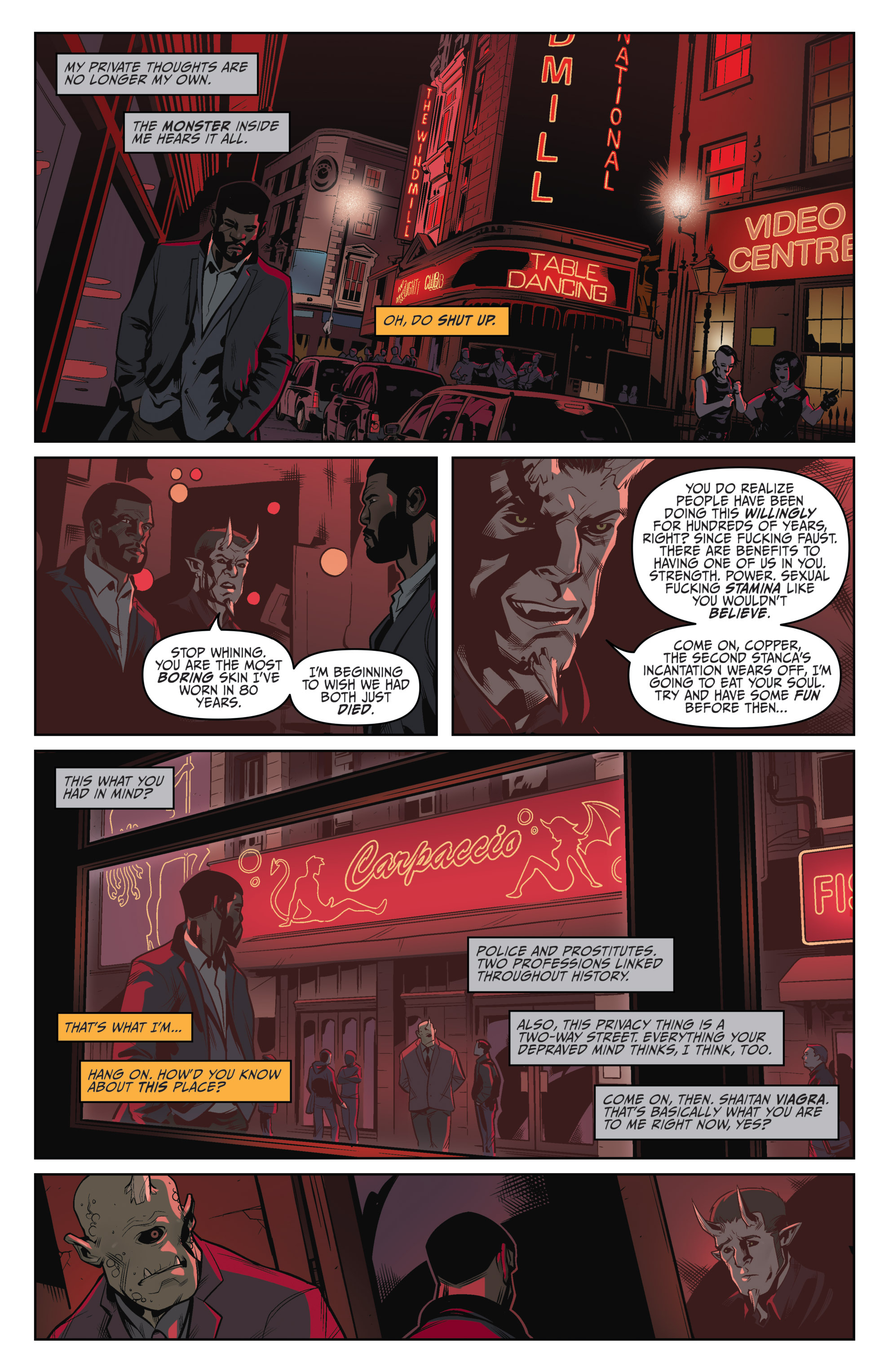 Read online Darkness Visible comic -  Issue #4 - 13