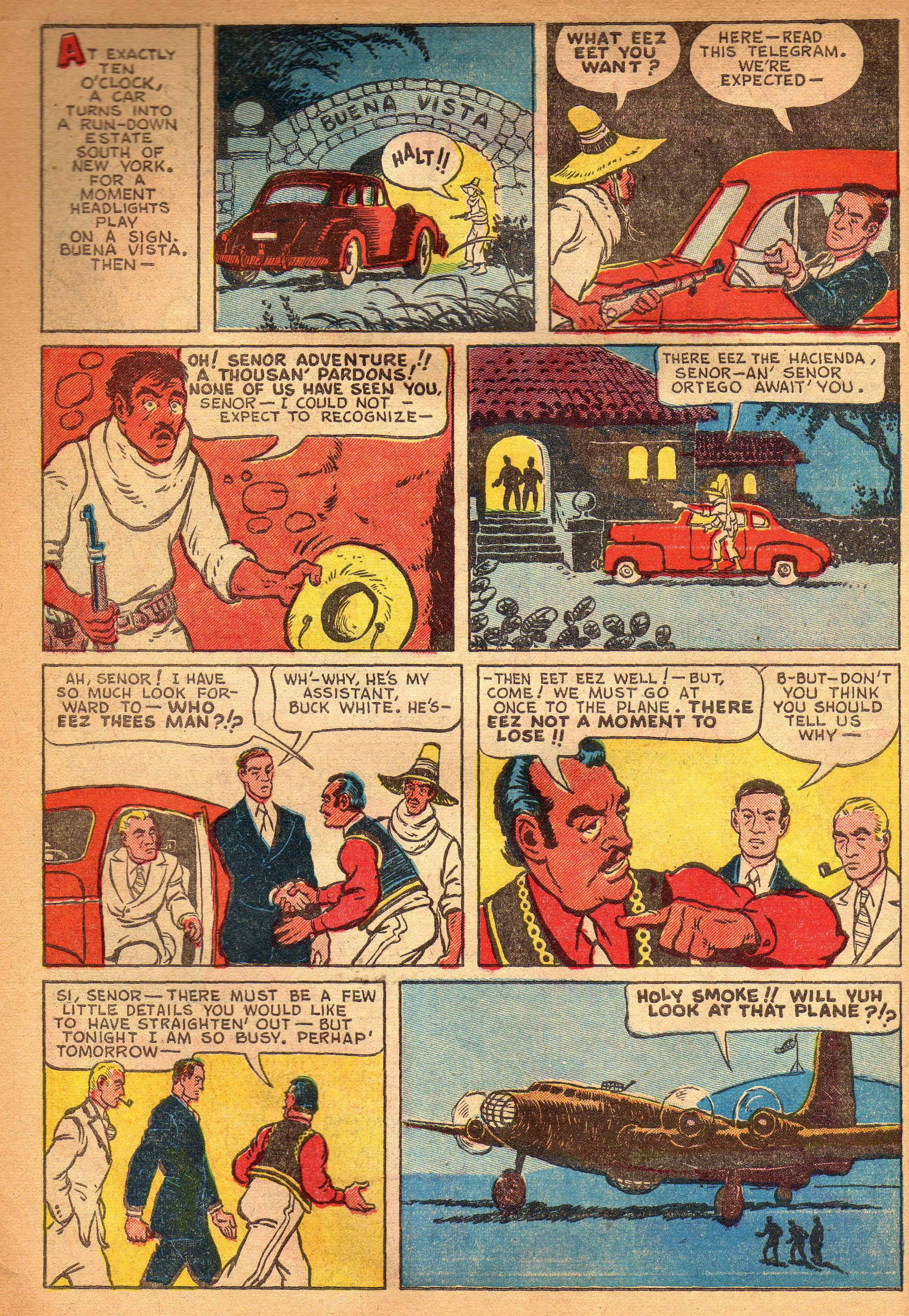 Bang-Up Comics issue 1 - Page 11