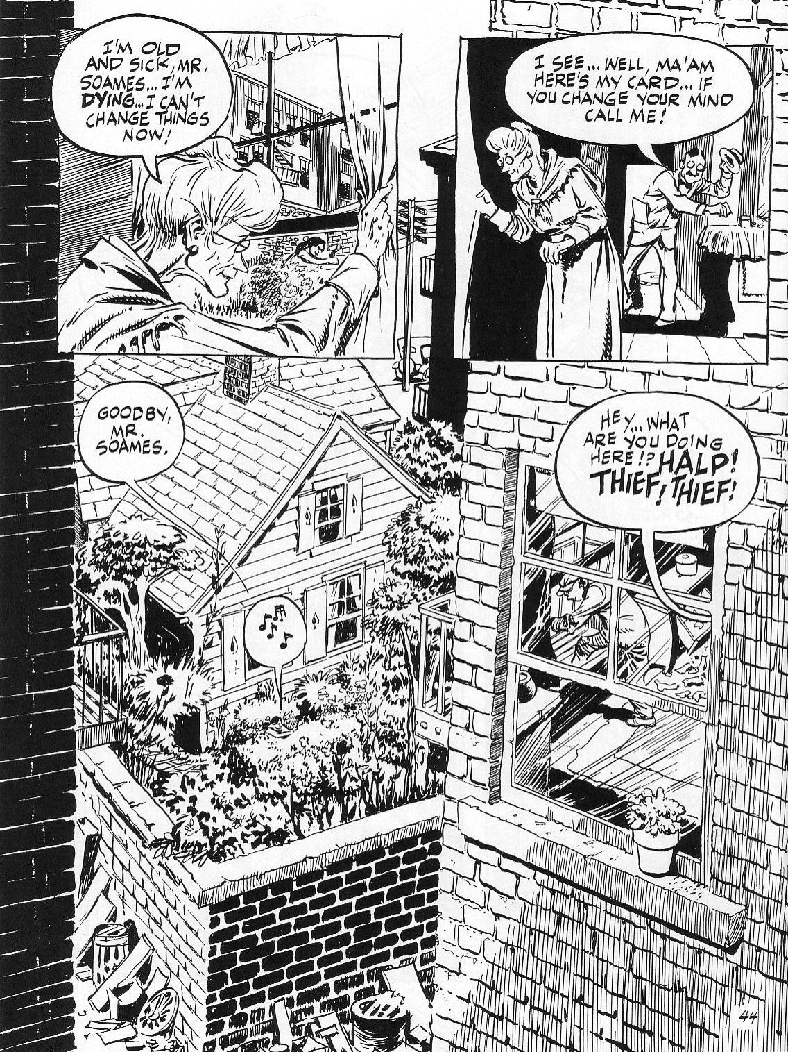 Read online Dropsie Avenue, The Neighborhood comic -  Issue # Full - 46