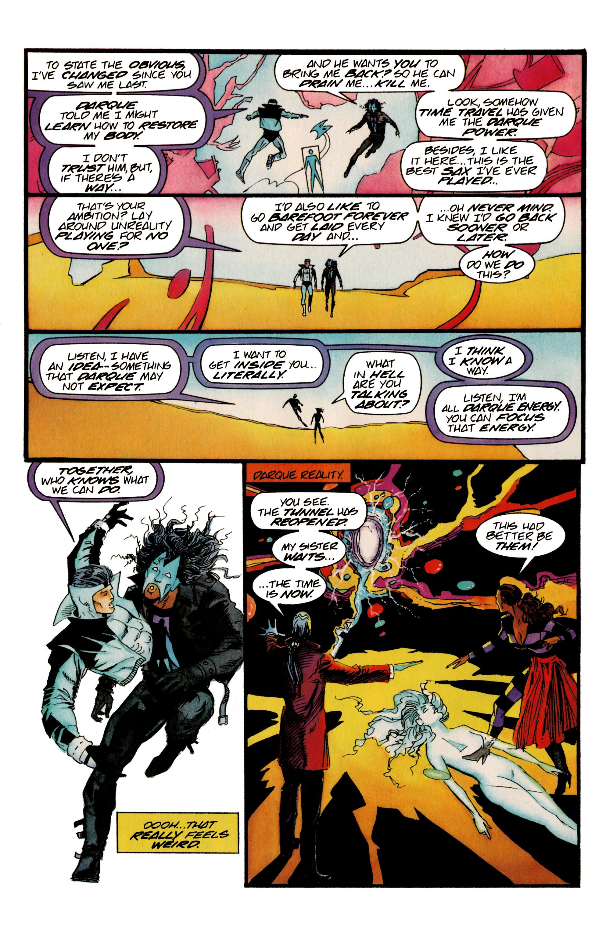 Read online Shadowman (1992) comic -  Issue #23 - 16
