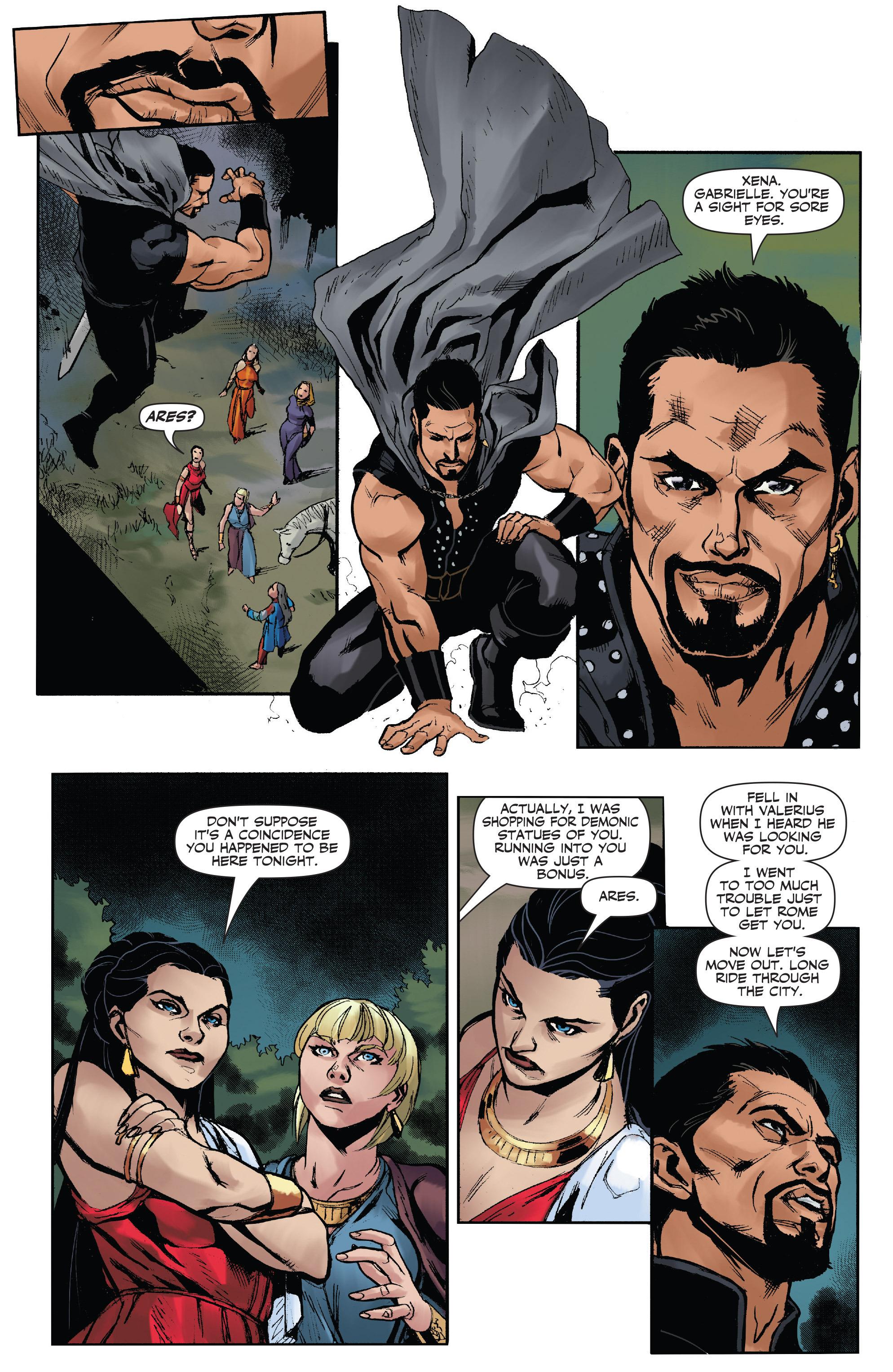 Read online Xena: Warrior Princess (2016) comic -  Issue #3 - 16