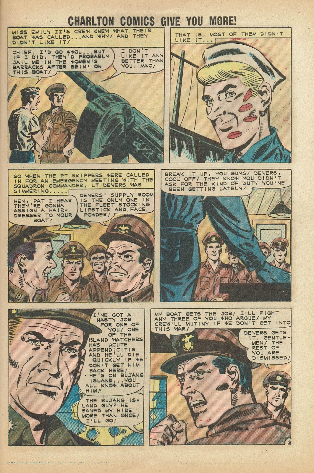 Read online Fightin' Navy comic -  Issue #97 - 29