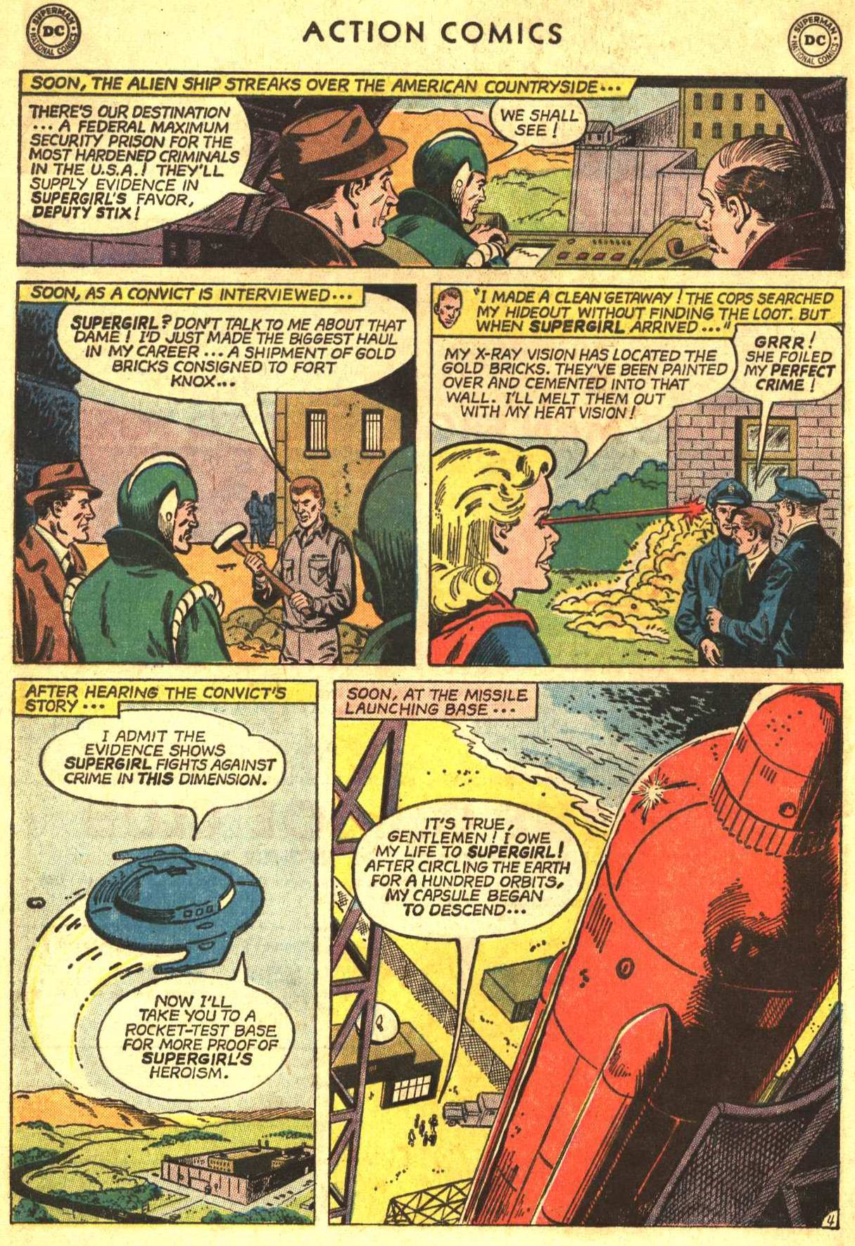 Read online Action Comics (1938) comic -  Issue #327 - 24