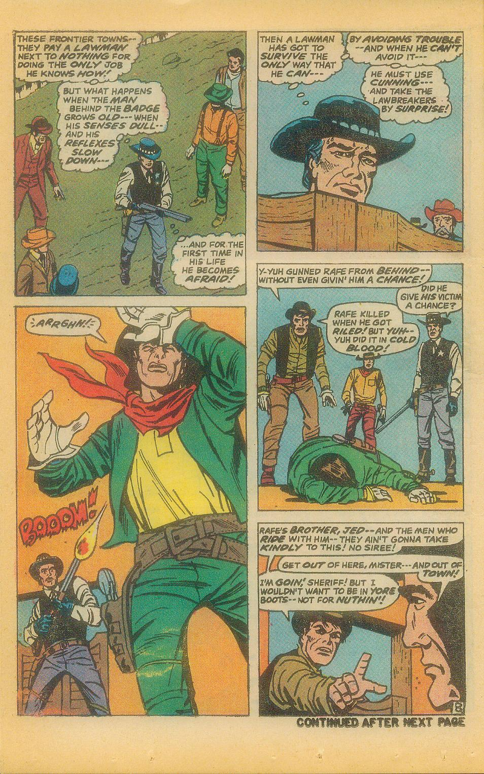 The Rawhide Kid (1955) issue 92 - Page 10