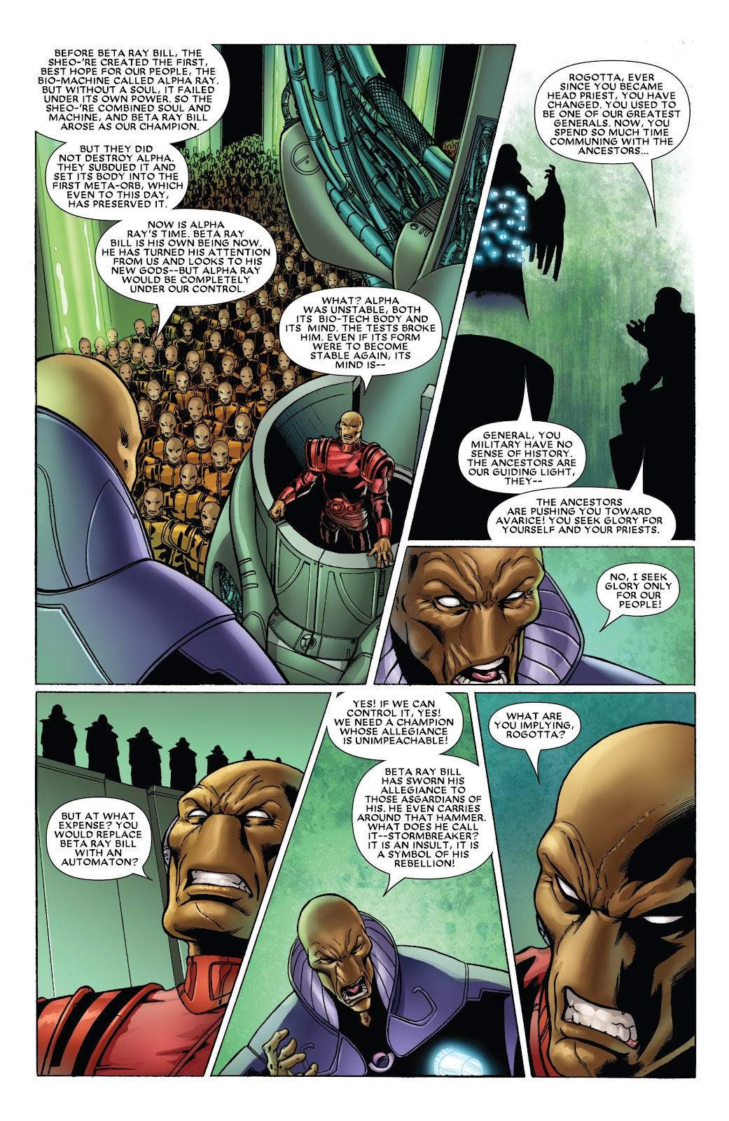 Read online Thor: Ragnaroks comic -  Issue # TPB (Part 3) - 65