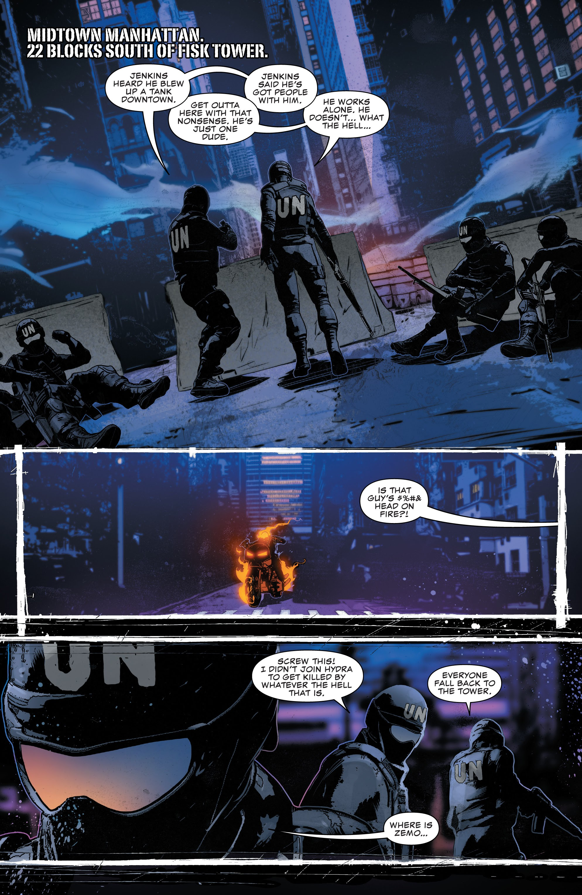 Read online The Punisher (2018) comic -  Issue #15 - 3