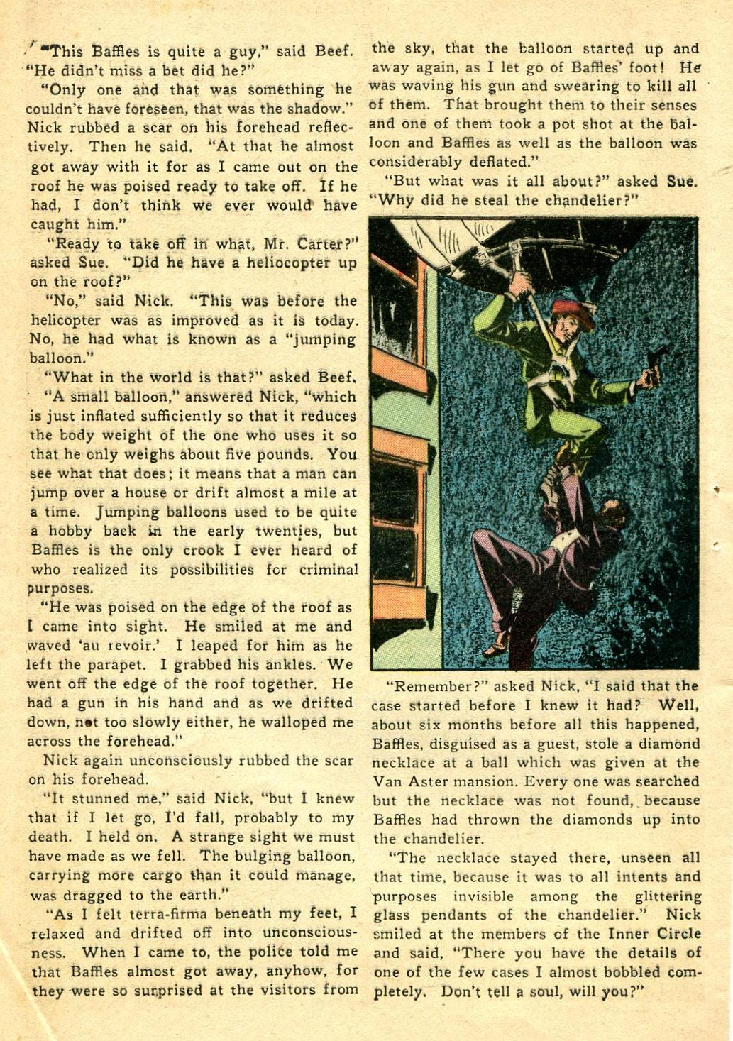 Read online Shadow Comics comic -  Issue #44 - 49