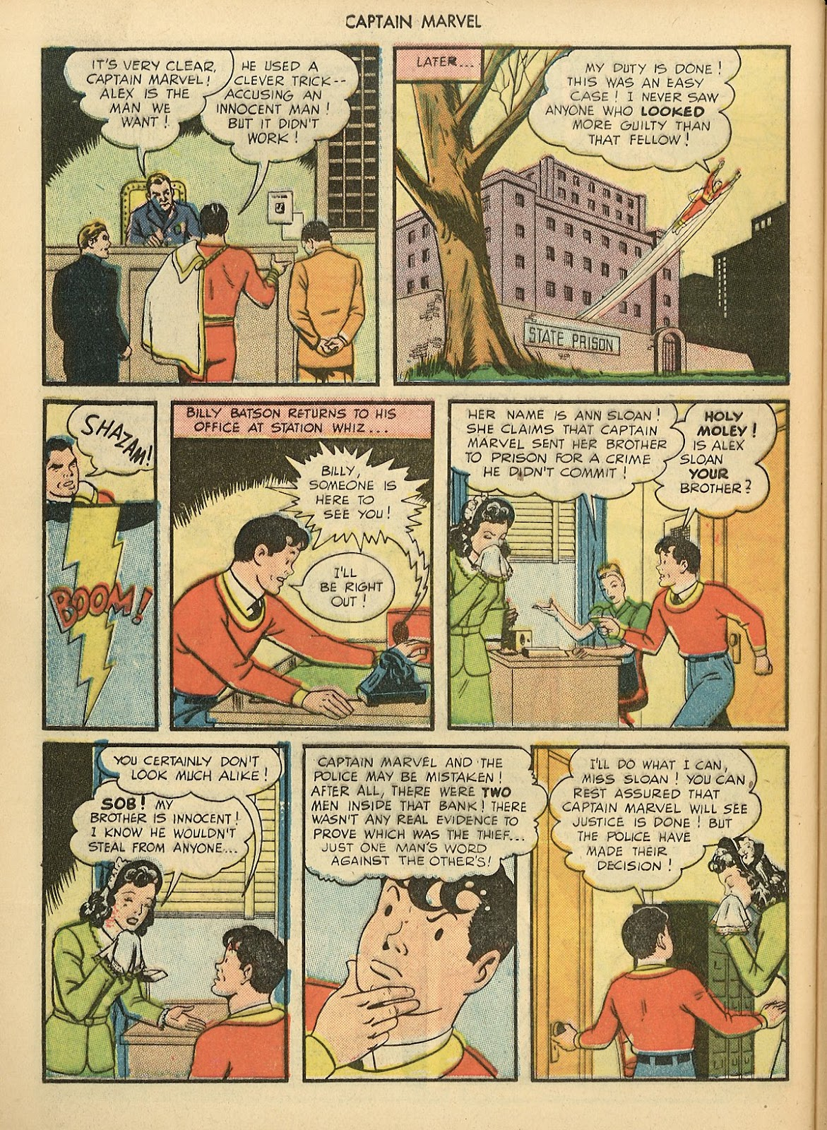 Captain Marvel Adventures issue 70 - Page 44