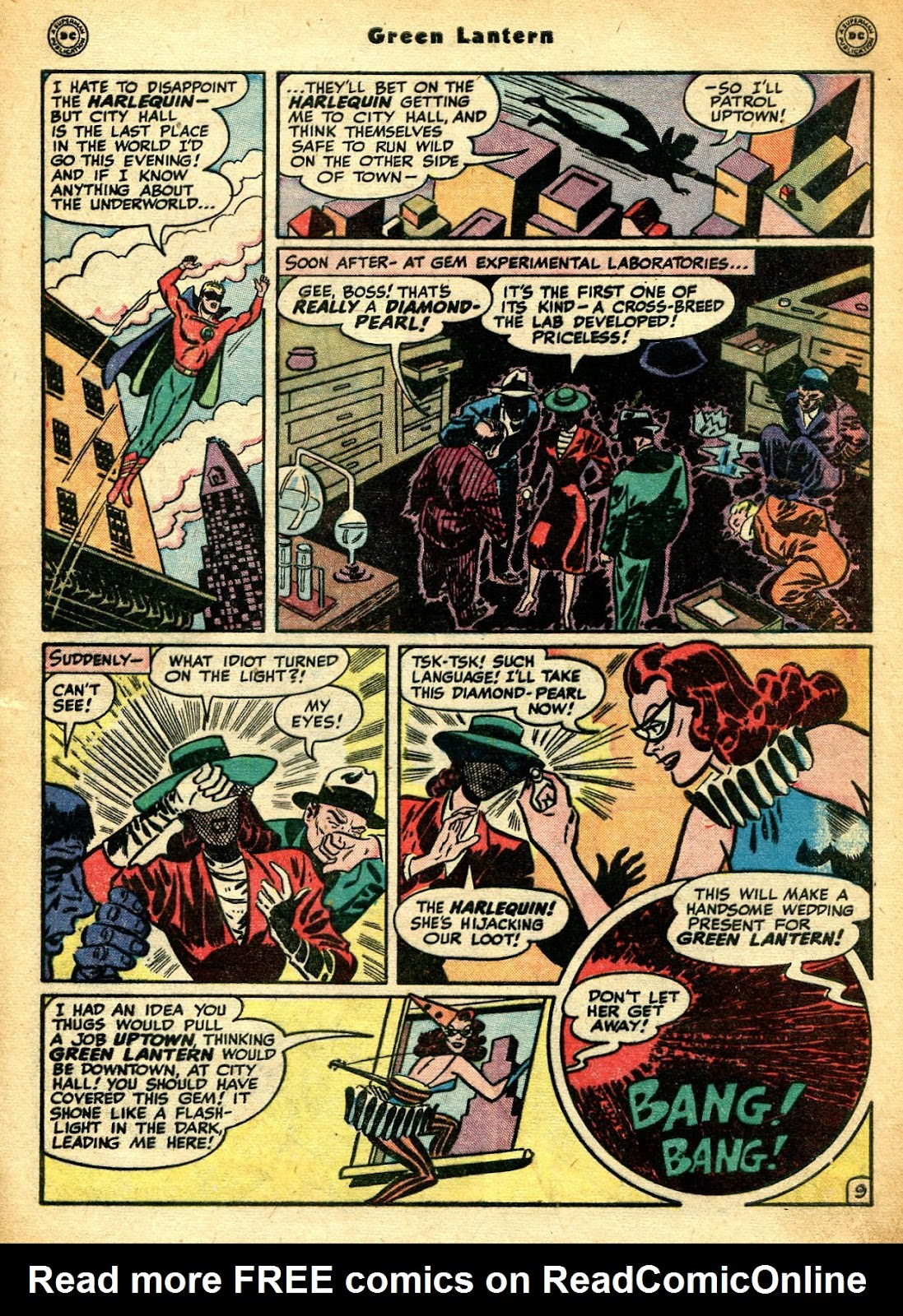Green Lantern (1941) Issue #33 #33 - English 44