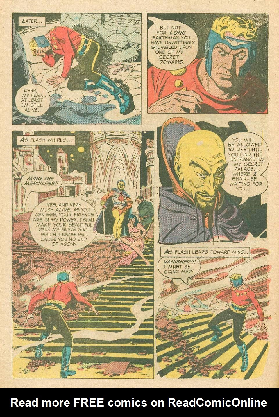 Flash Gordon (1966) issue 4 - Page 8