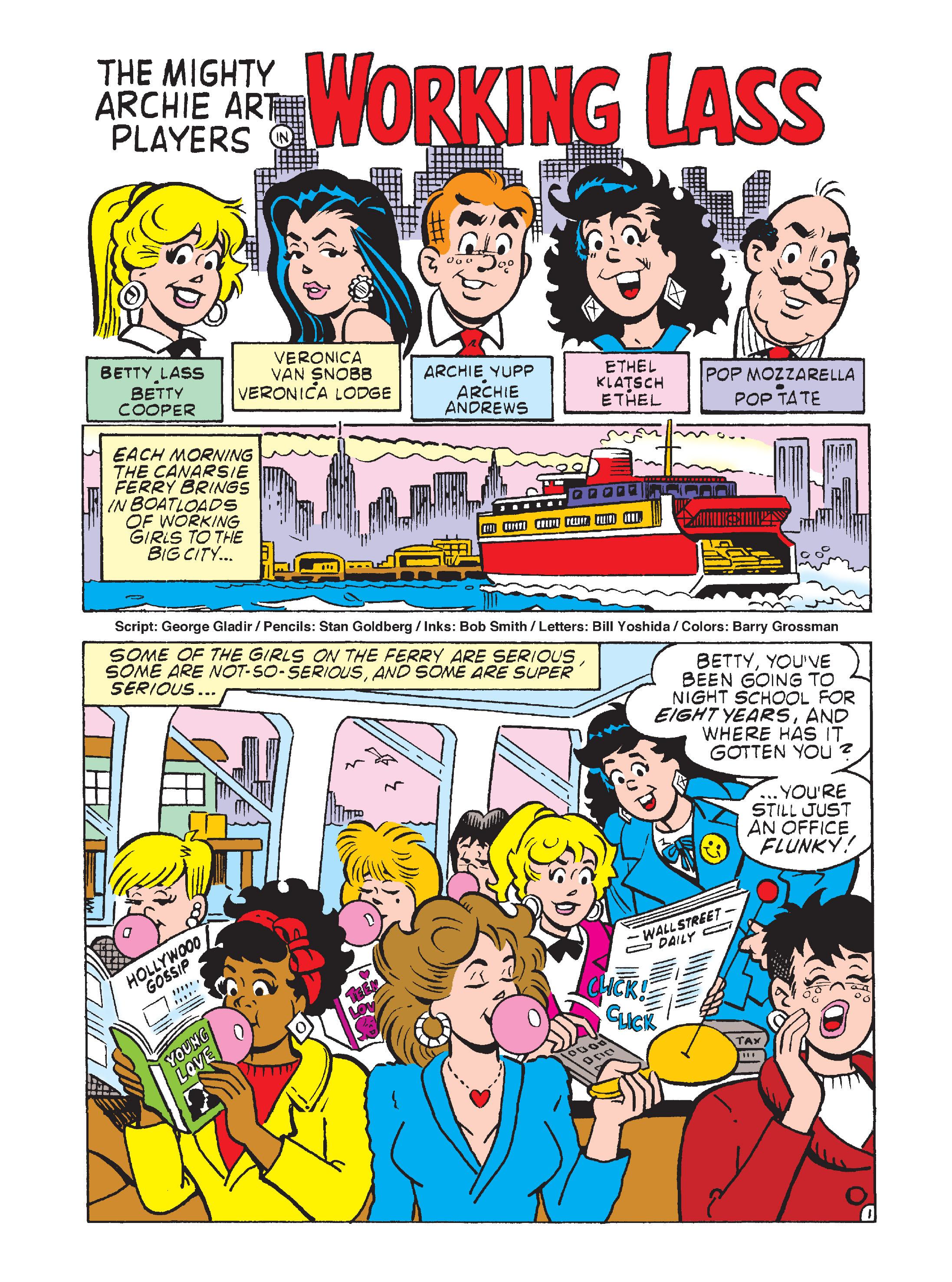 Read online Archie 1000 Page Comics Bonanza comic -  Issue #1 (Part 2) - 32
