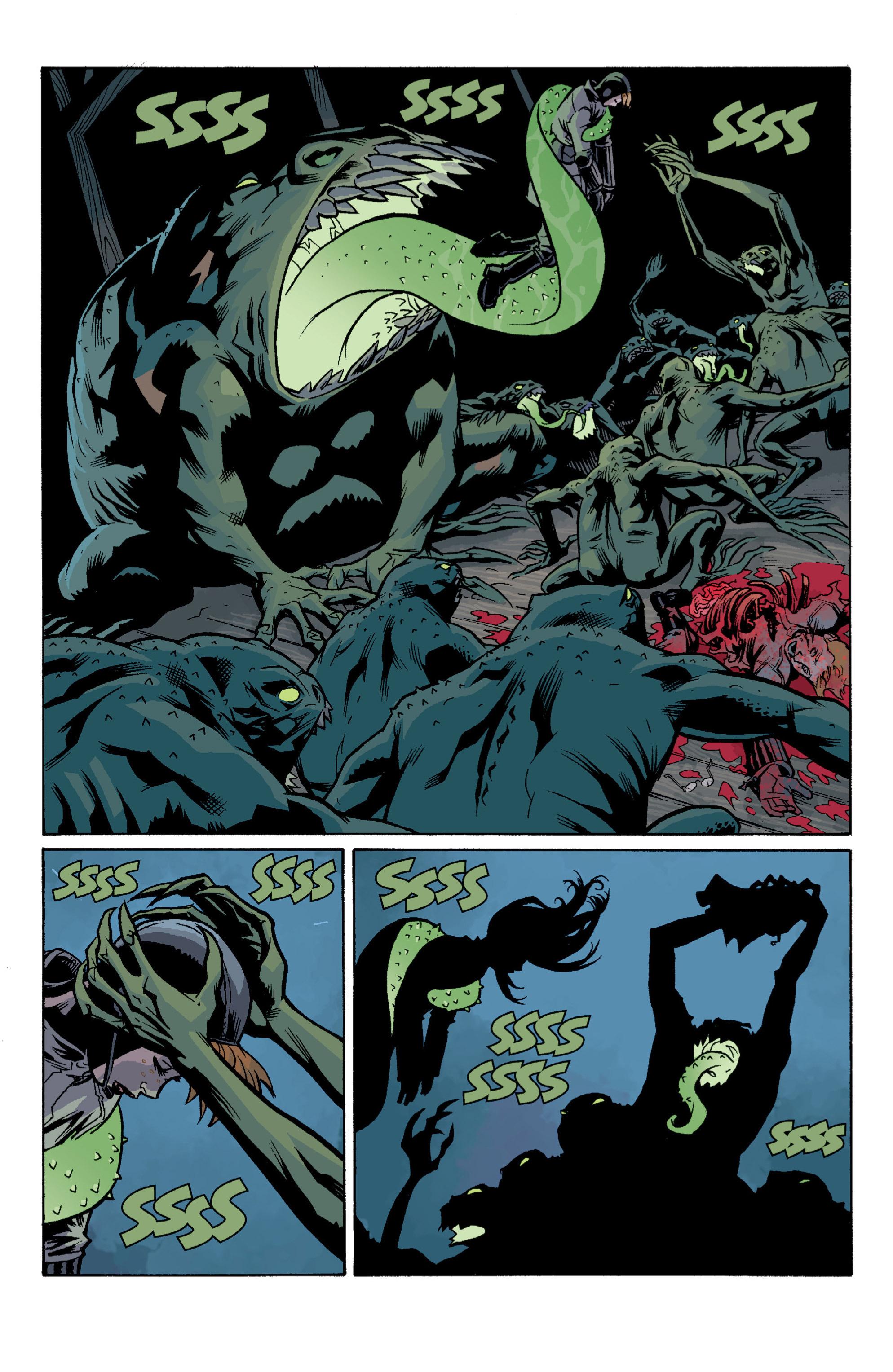 Read online B.P.R.D. (2003) comic -  Issue # TPB 12 - 121