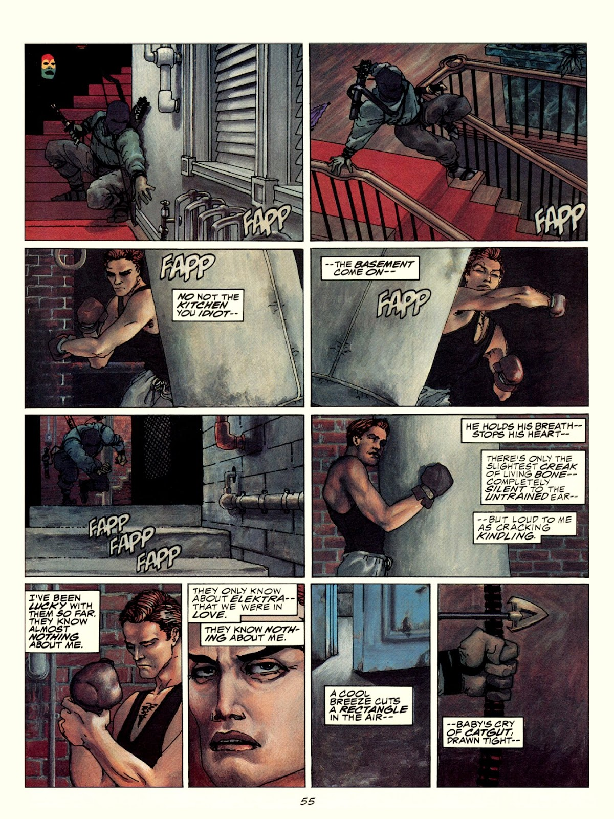 Elektra Lives Again issue Full - Page 62
