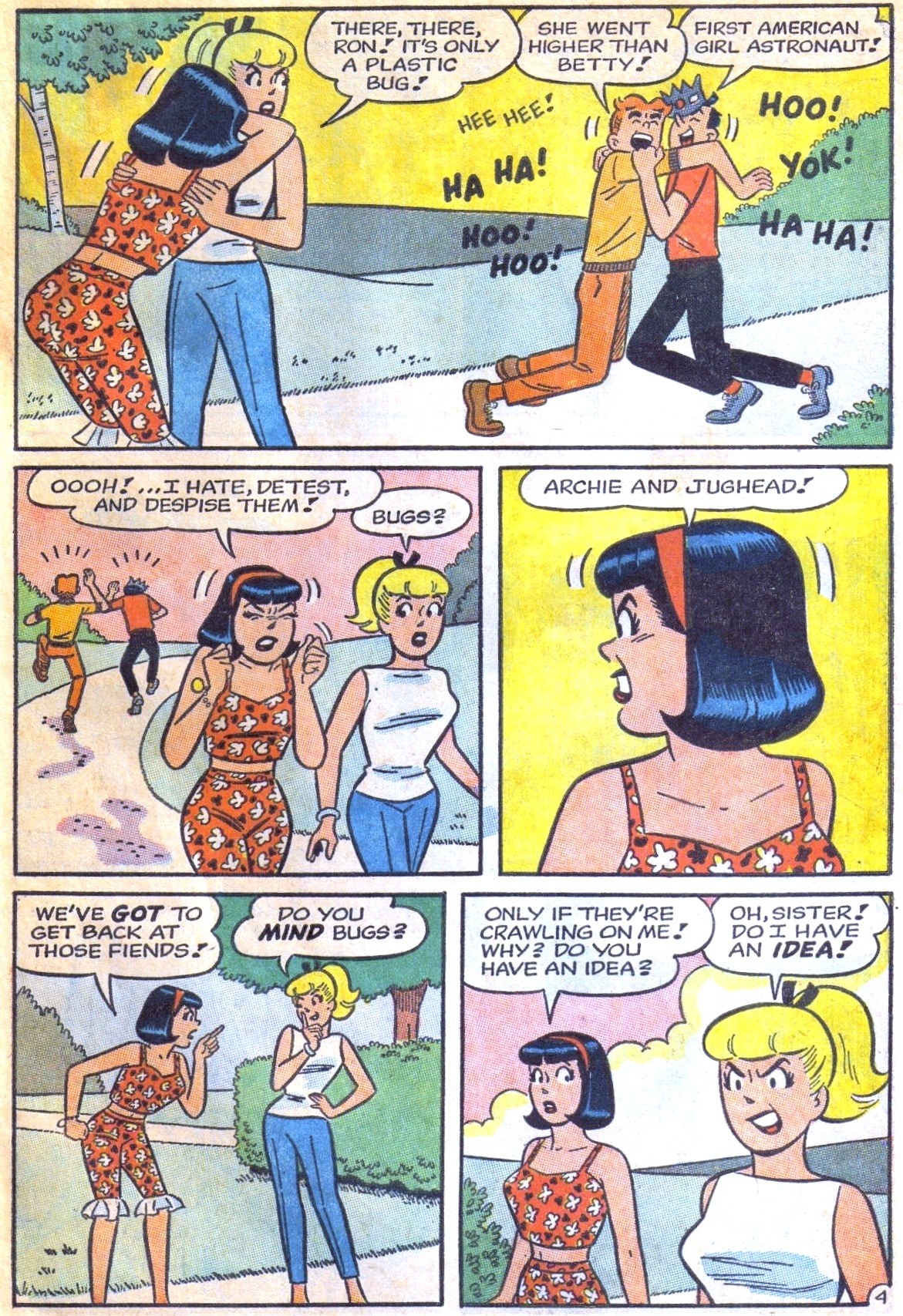 Read online Archie (1960) comic -  Issue #168 - 31