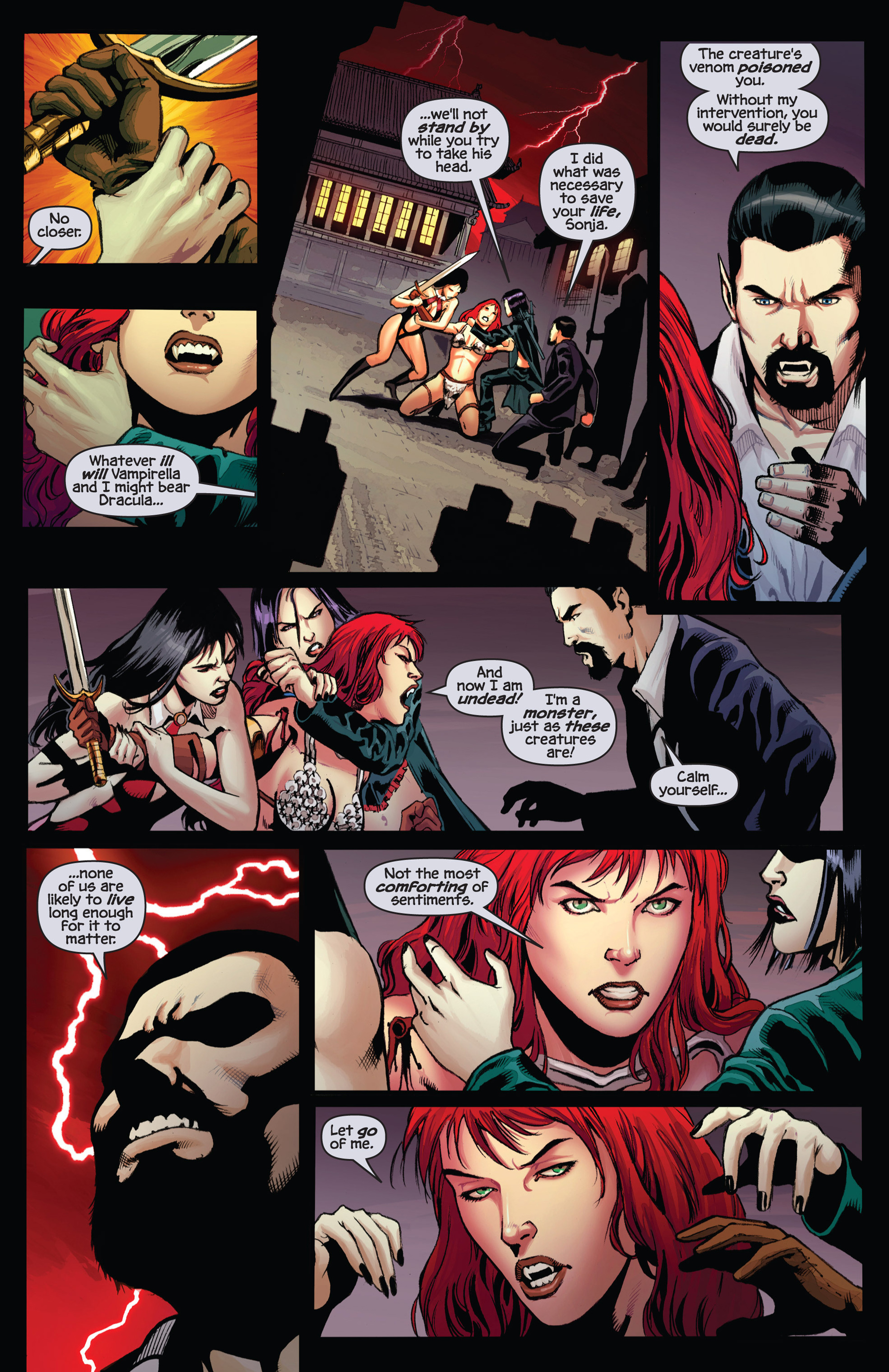 Read online Prophecy comic -  Issue #6 - 6