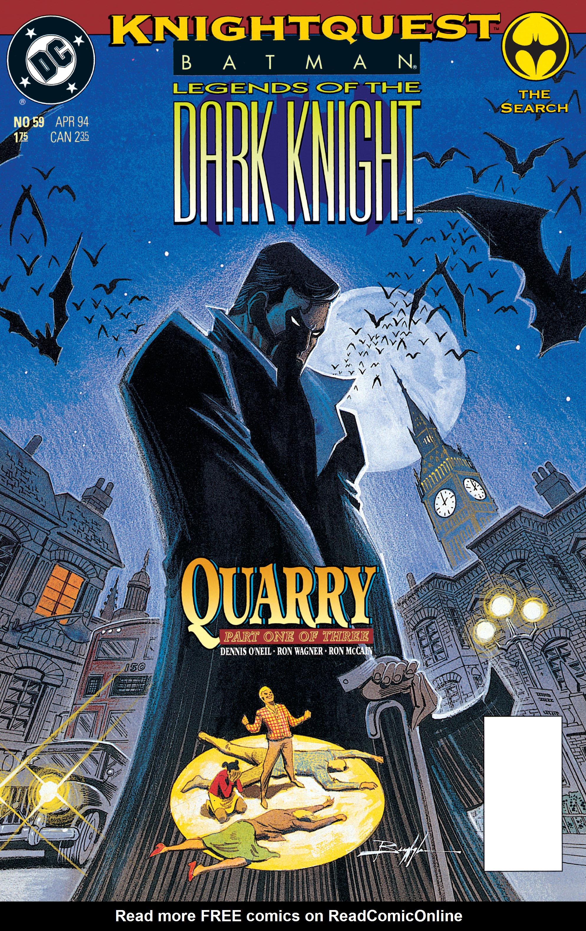 Batman: Legends of the Dark Knight 59 Page 1