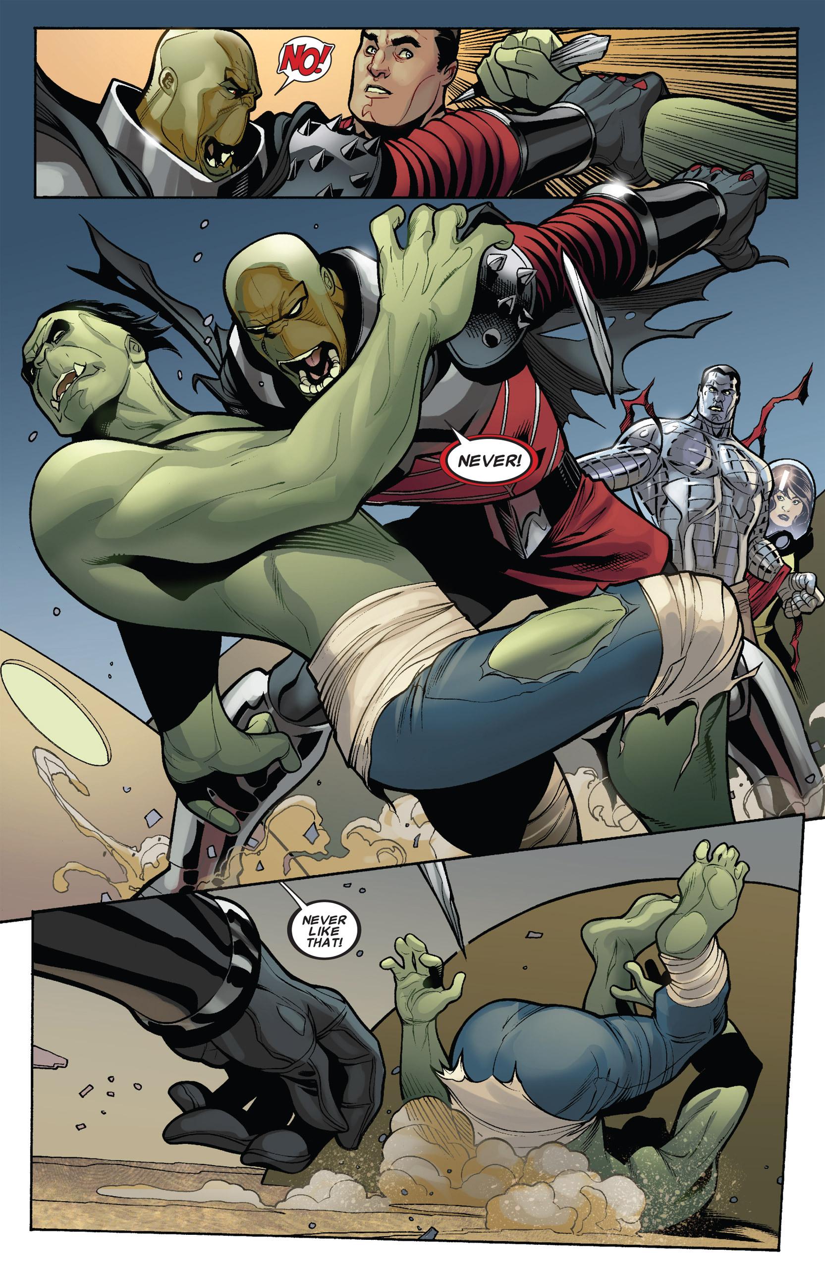 Read online Uncanny X-Men (1963) comic -  Issue #536 - 14