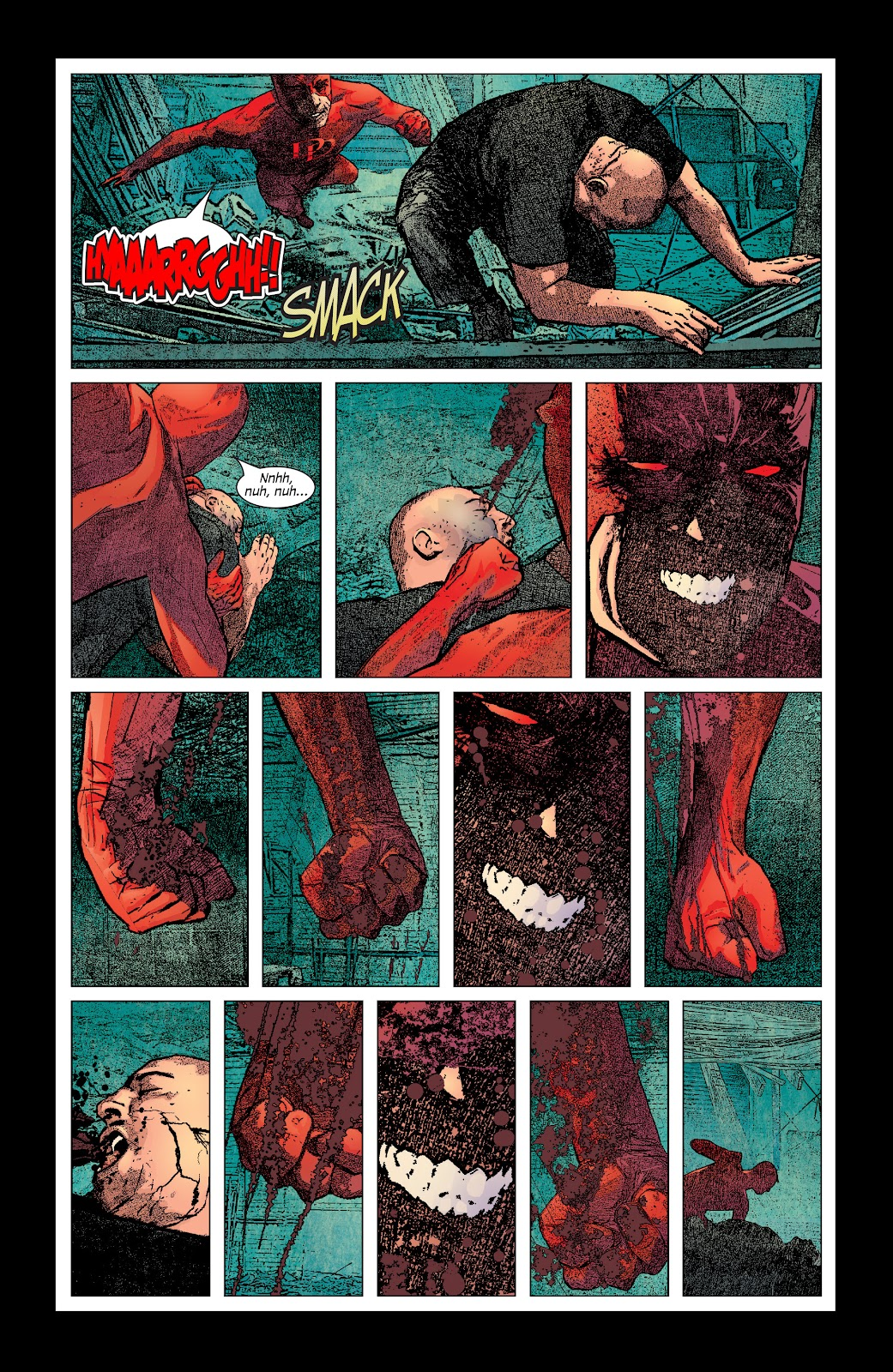 Read online Daredevil (1998) comic -  Issue # _Ultimate_Collection TPB 2 (Part 3) - 25
