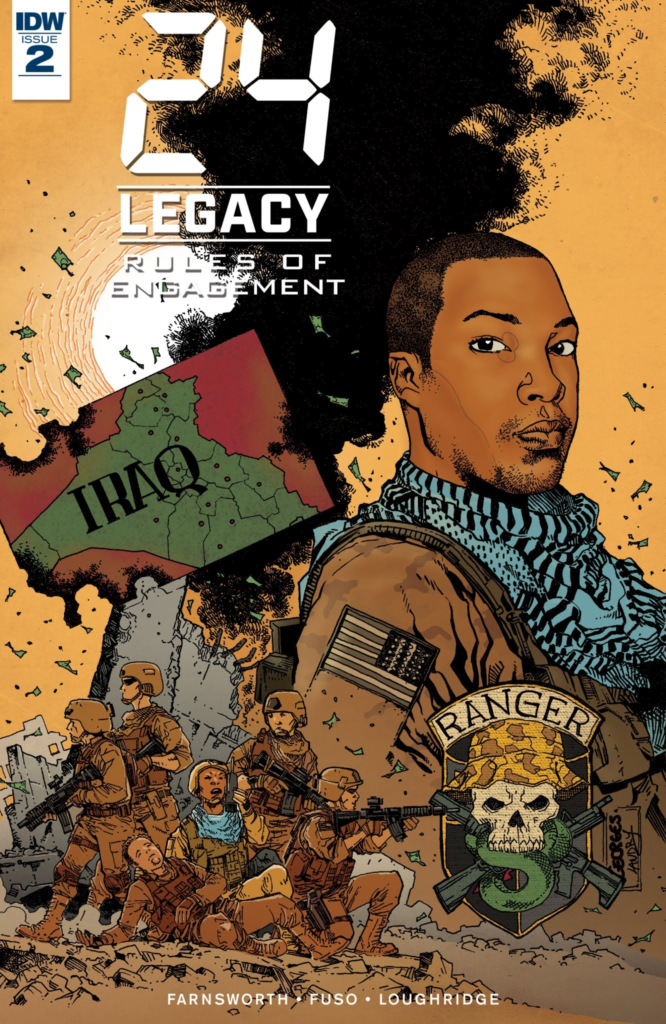 24: Legacy - Rules of Engagement 2 Page 1