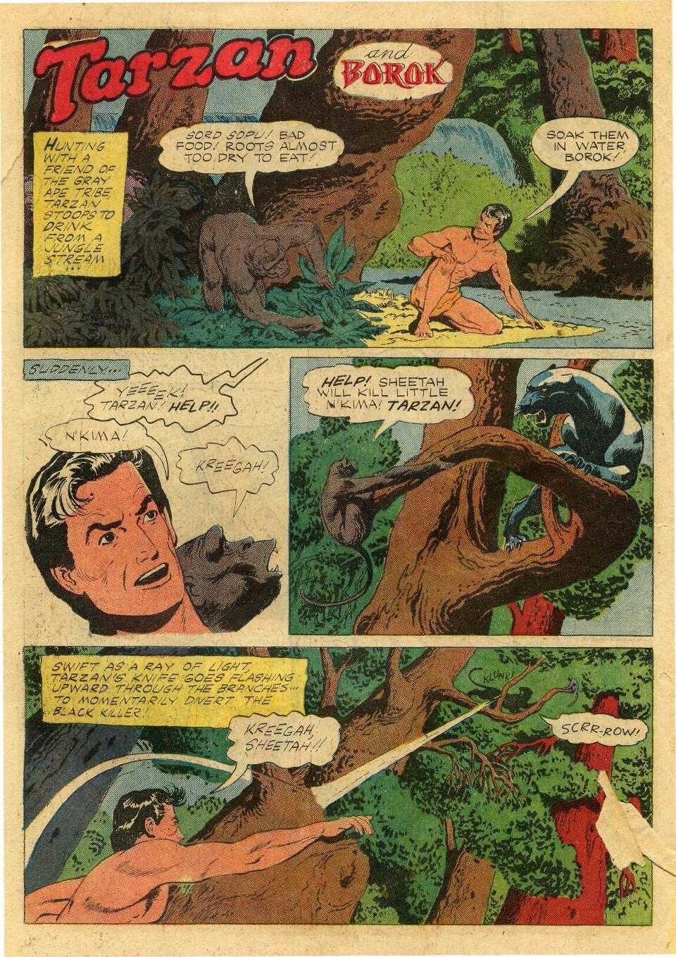 Tarzan (1948) issue 76 - Page 19