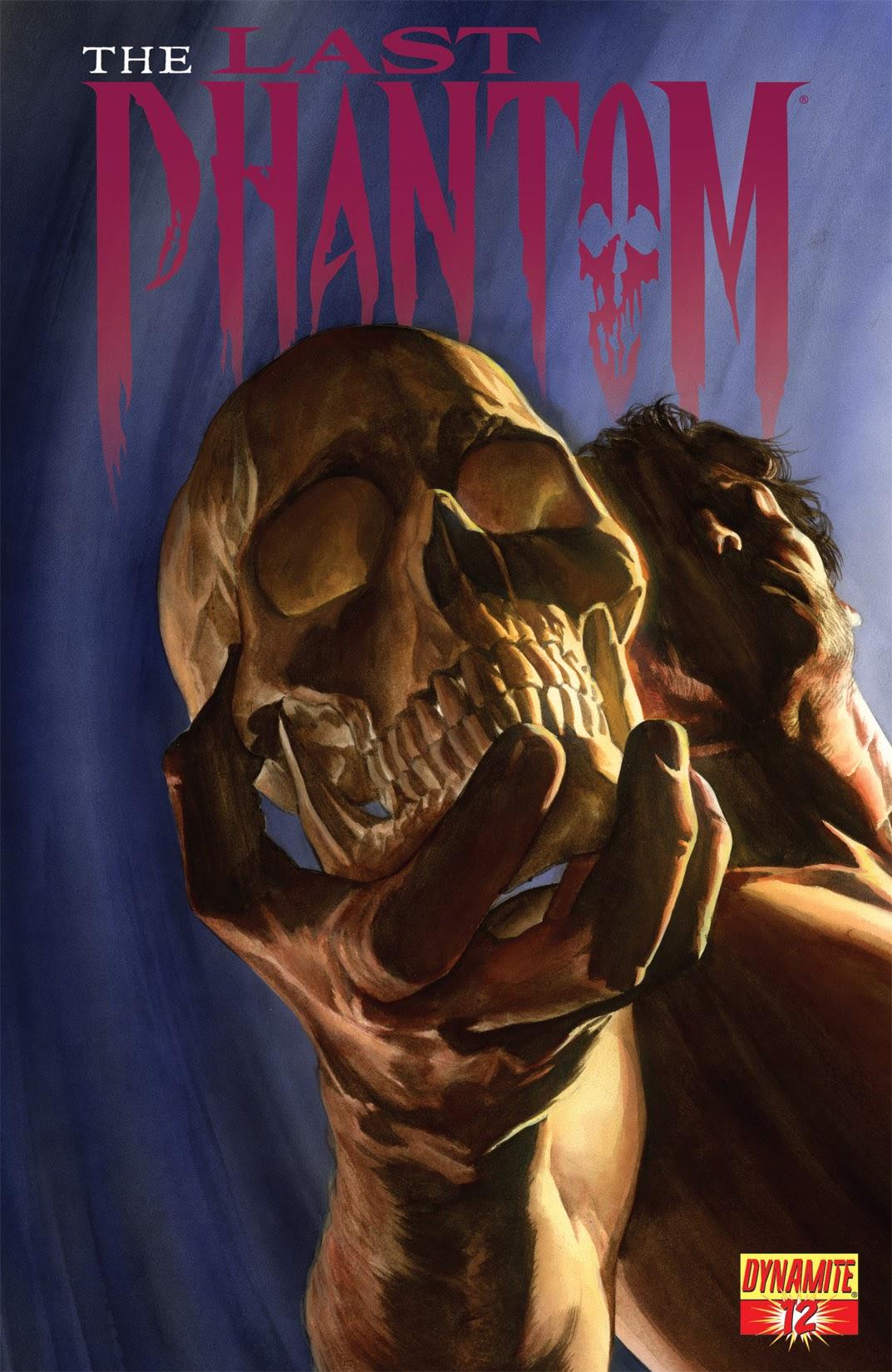 The Last Phantom 12 Page 1