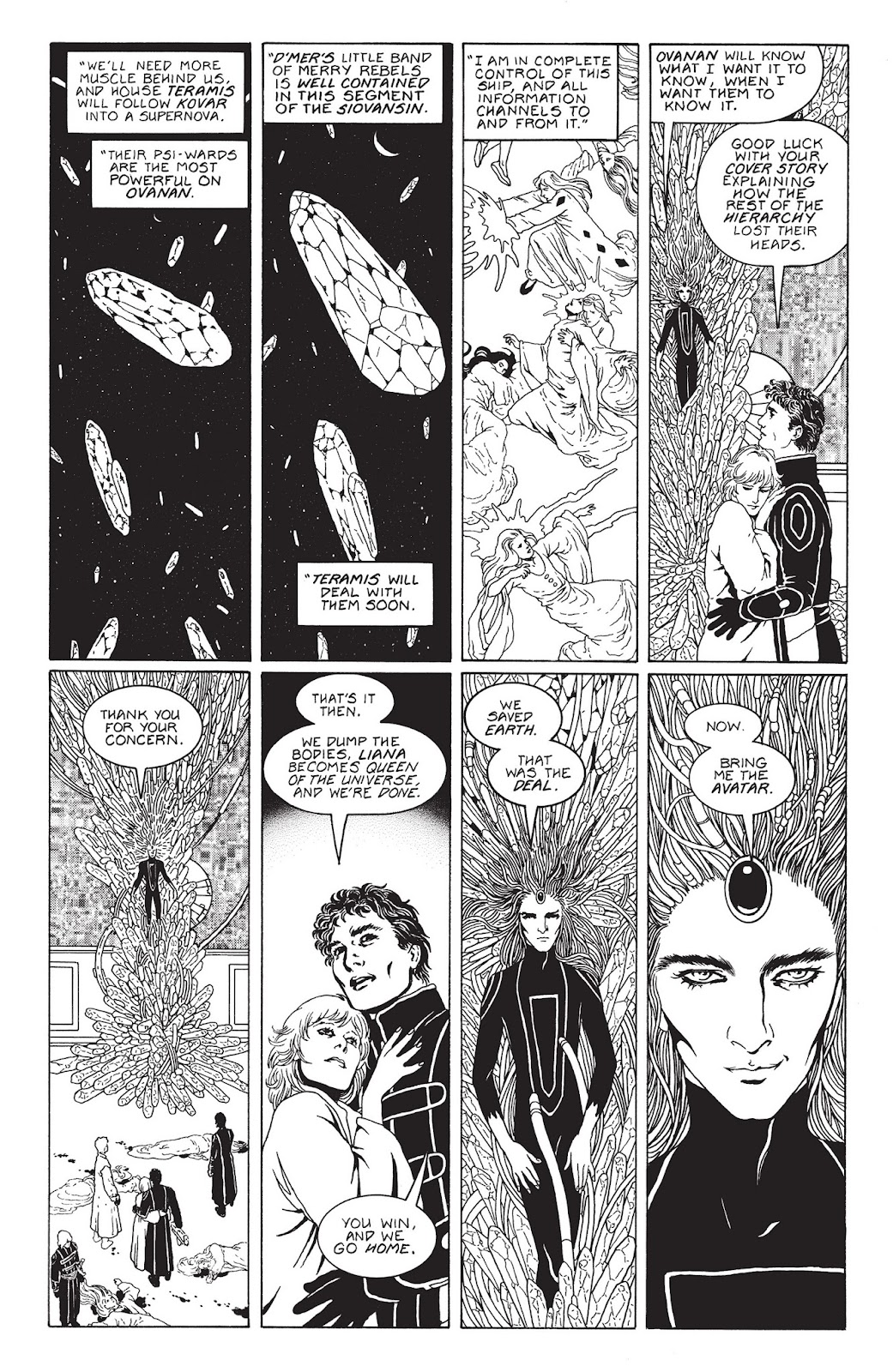 A Distant Soil (1991) issue 42 - Page 6