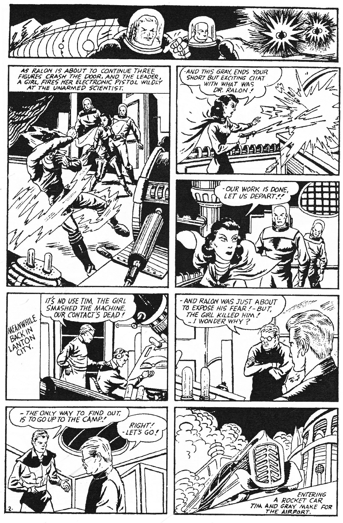 Read online Men of Mystery Comics comic -  Issue #83 - 78