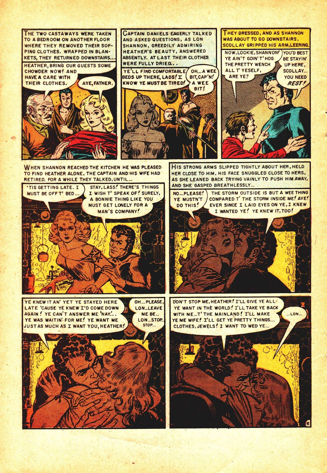 Comic The Vault of Horror (1950) issue 27