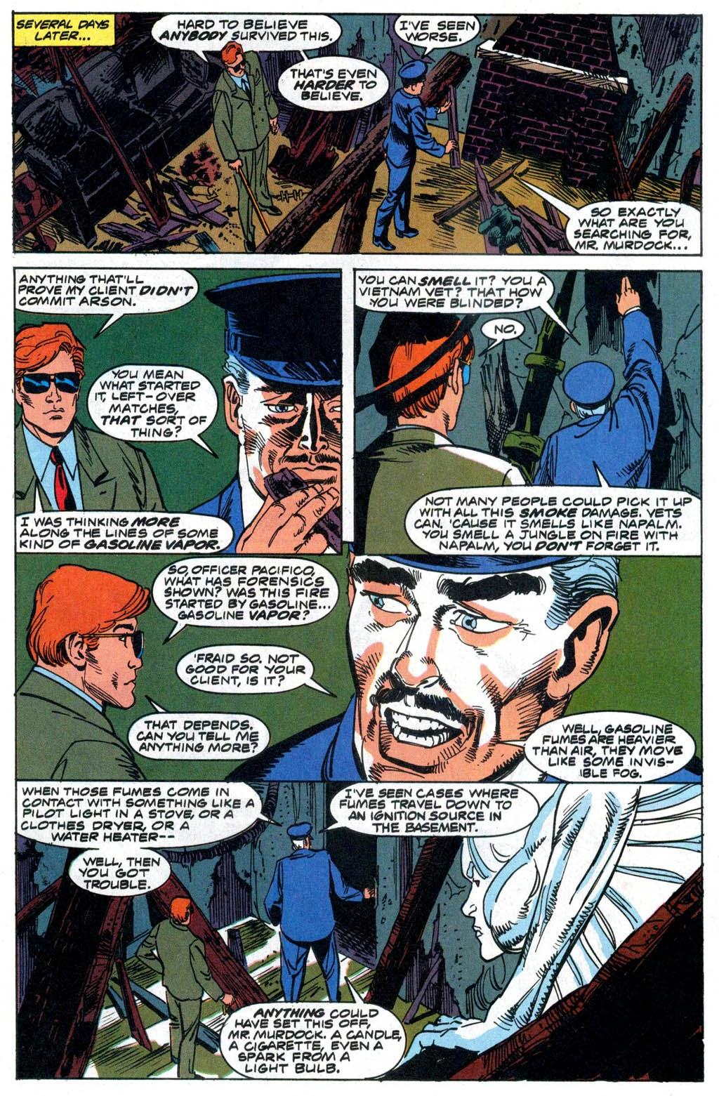 Read online Daredevil vs. Vapora comic -  Issue # Full - 7