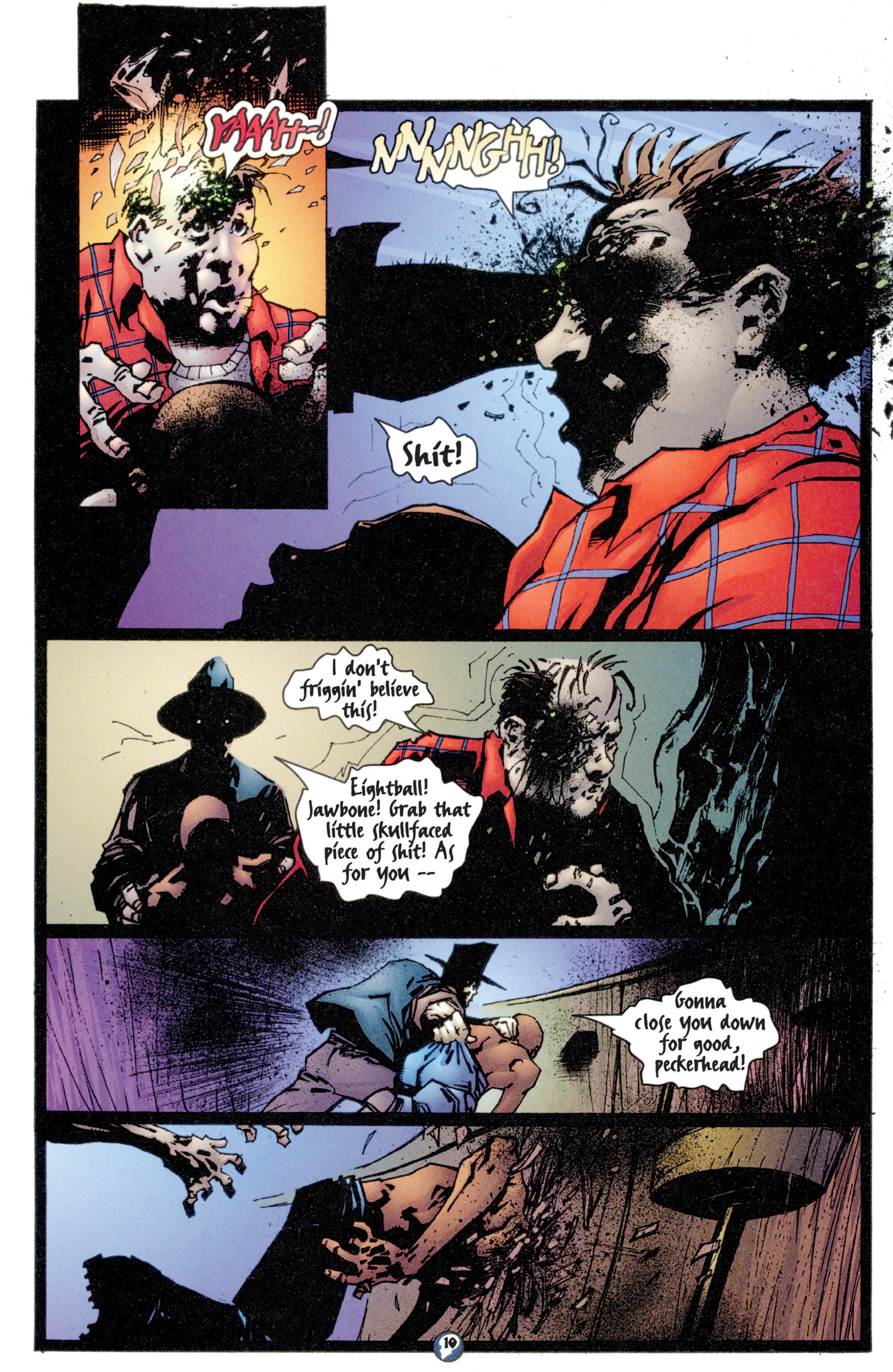 Read online Shadowman (1997) comic -  Issue #4 - 9