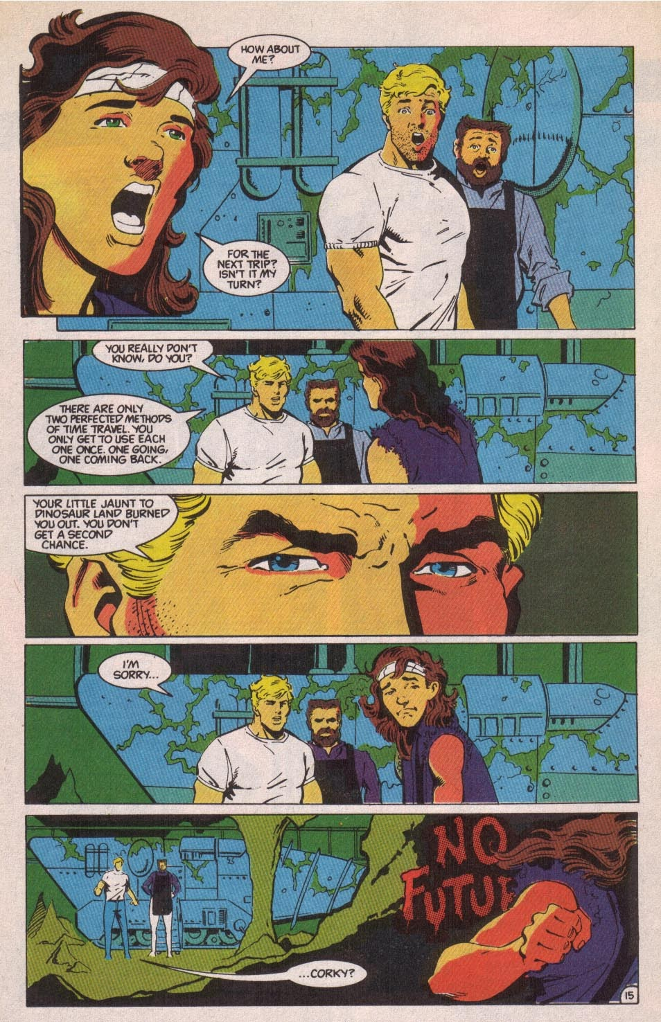 Time Masters issue 6 - Page 20